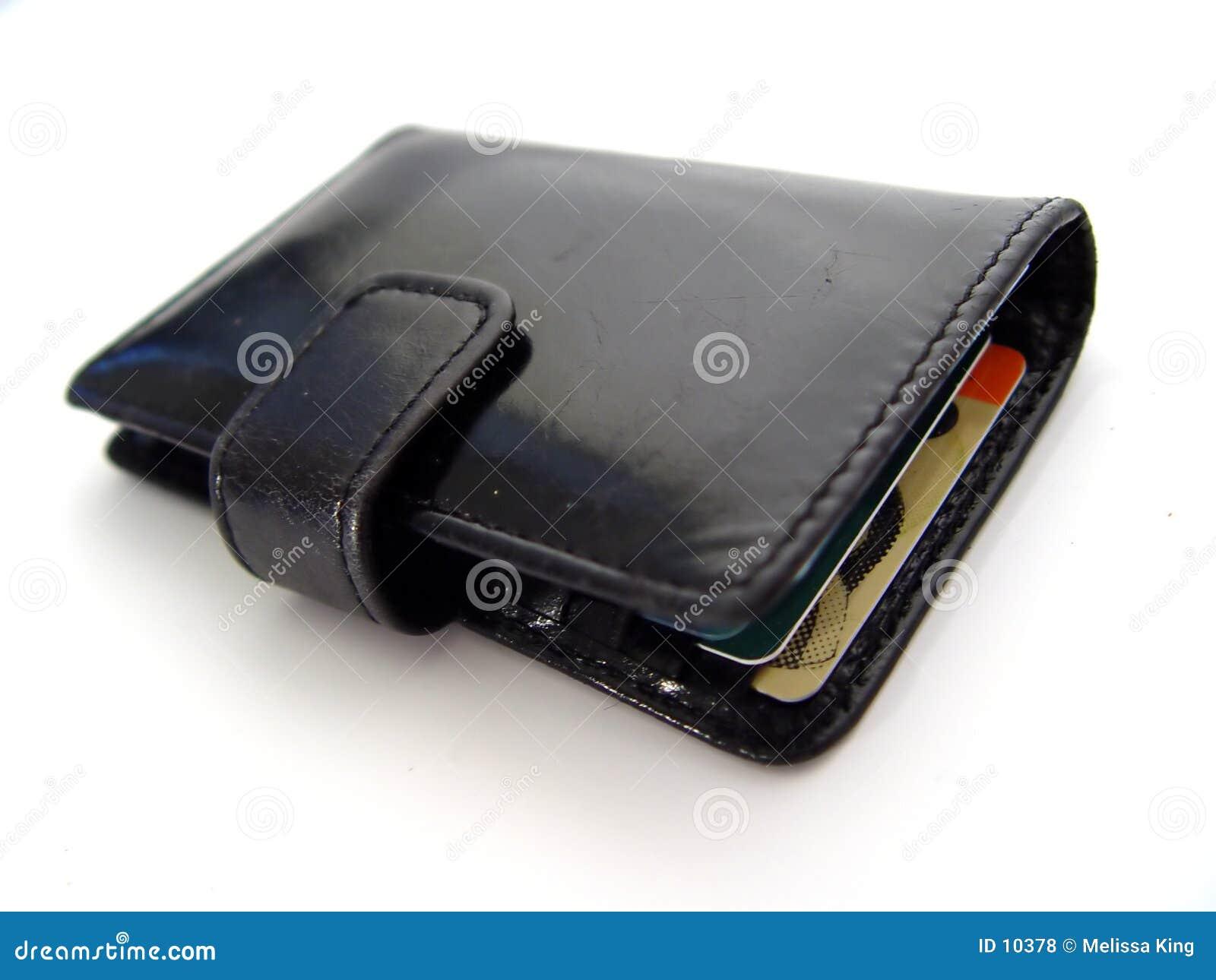 Pieniądze portfel.