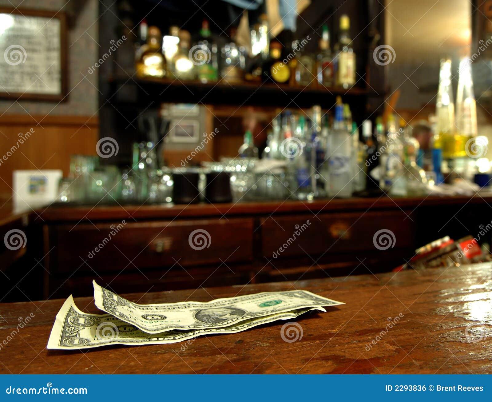 Pieniądze prętowa tip