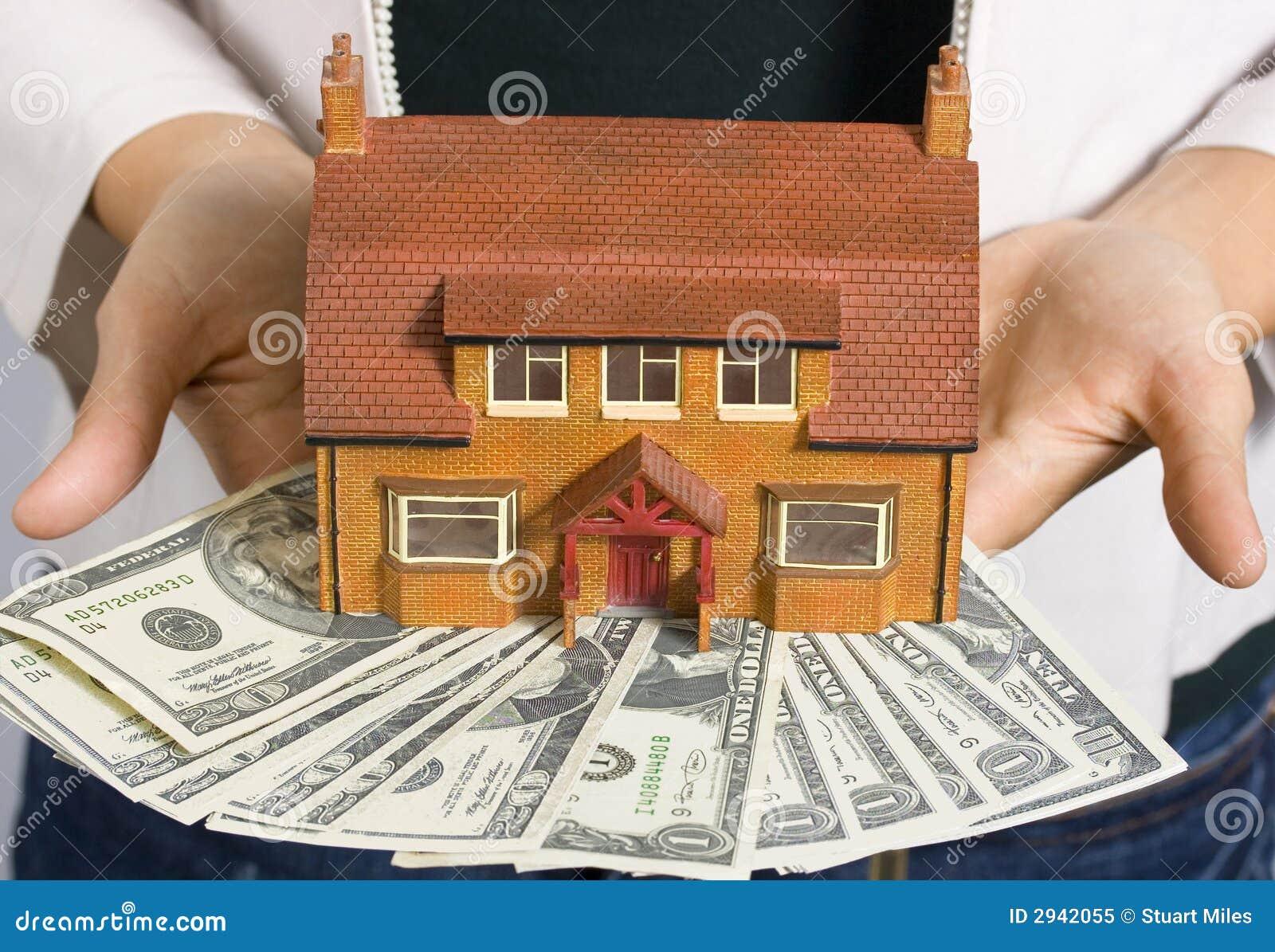 Pieniądze w domu