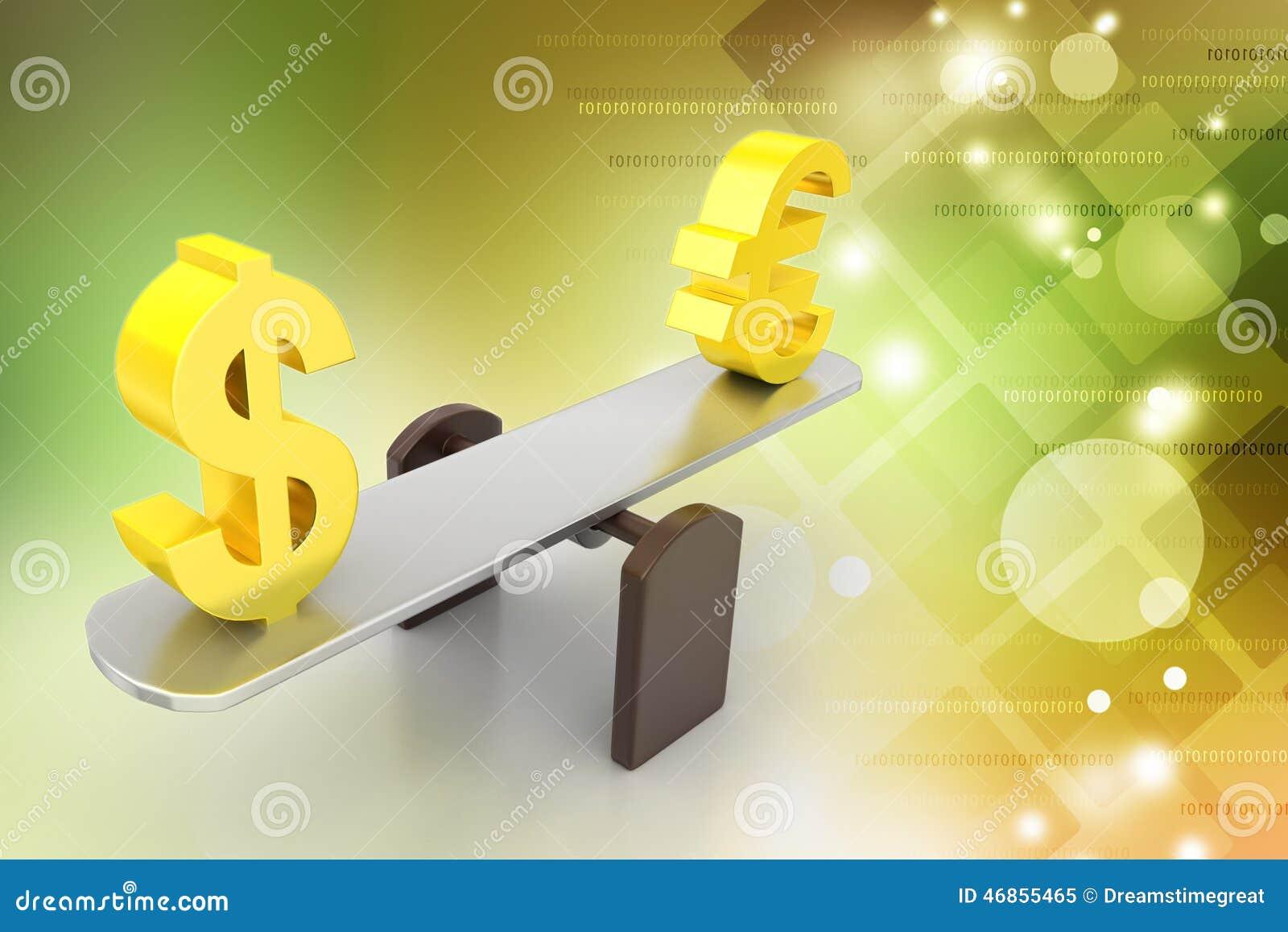 Pieniądze wekslowy tempo