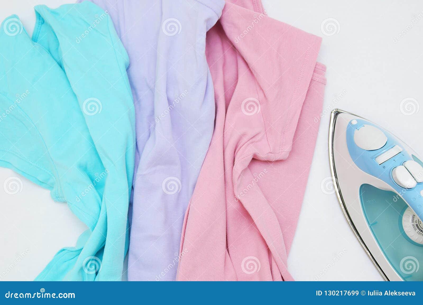 Pieprzni barwiący ubrania i żelazo
