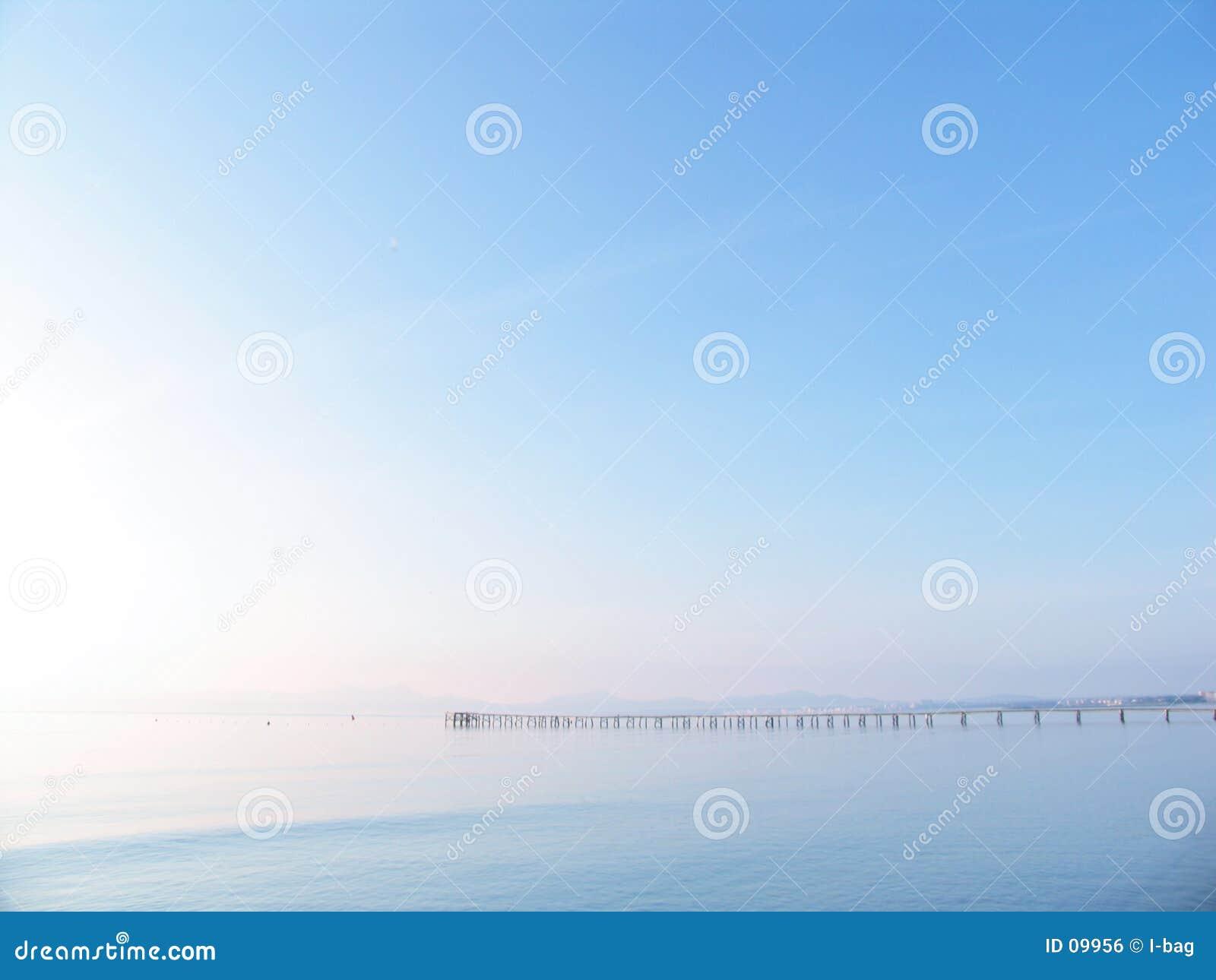 Pier im Paradies