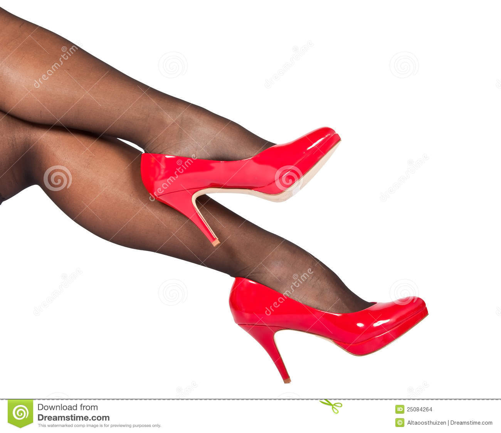 piernas expuesto