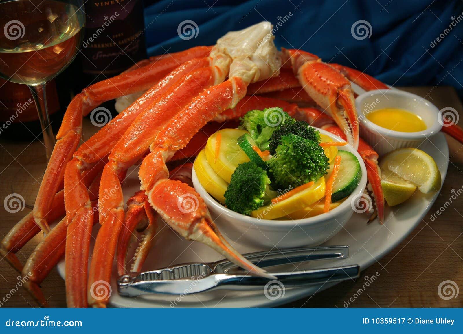 Piernas de cangrejo