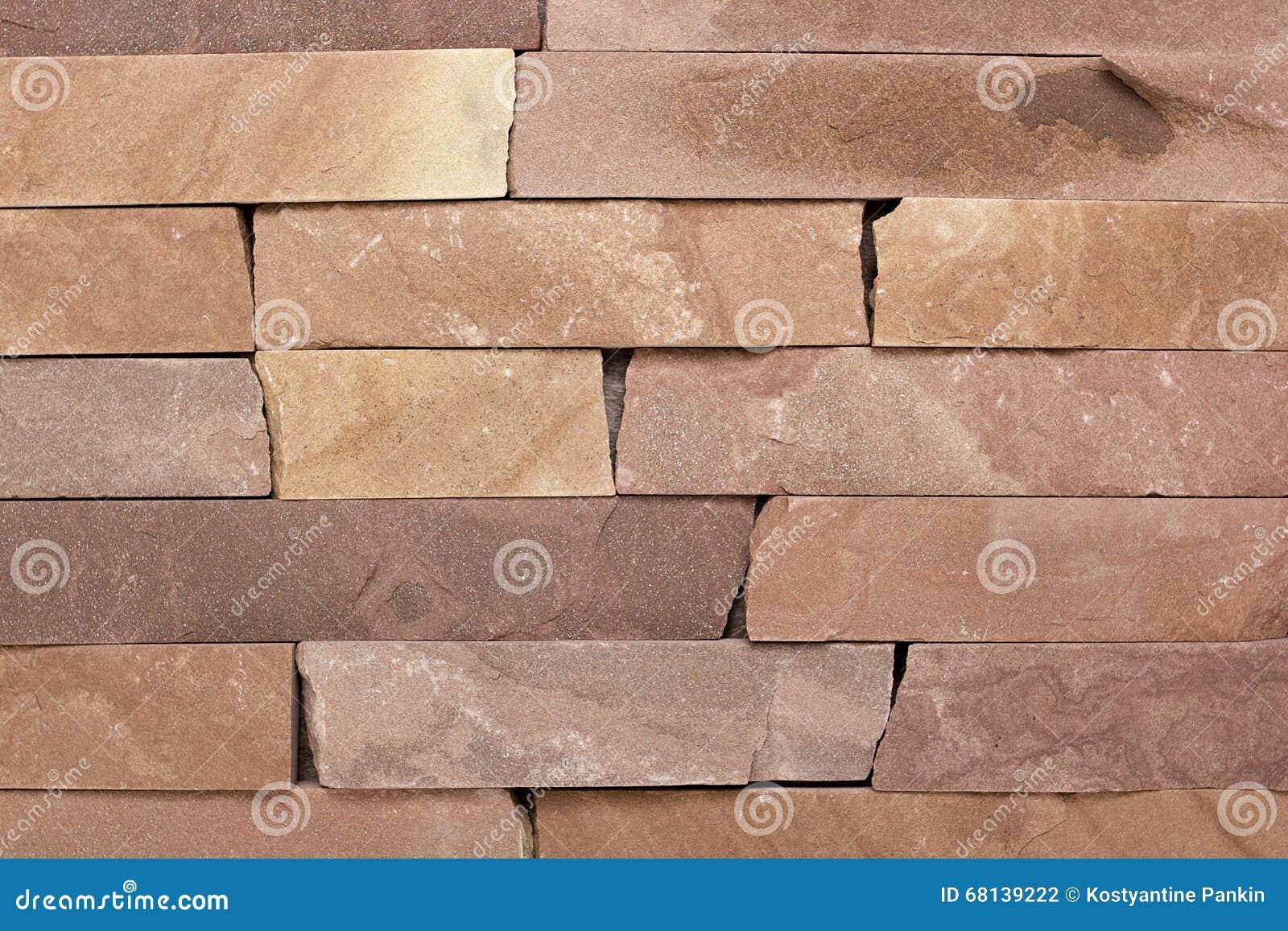 De Décoration Extérieure De Brique Matériau De Construction En Pierre Et  Intérieure Pour Le Finissage De Mur