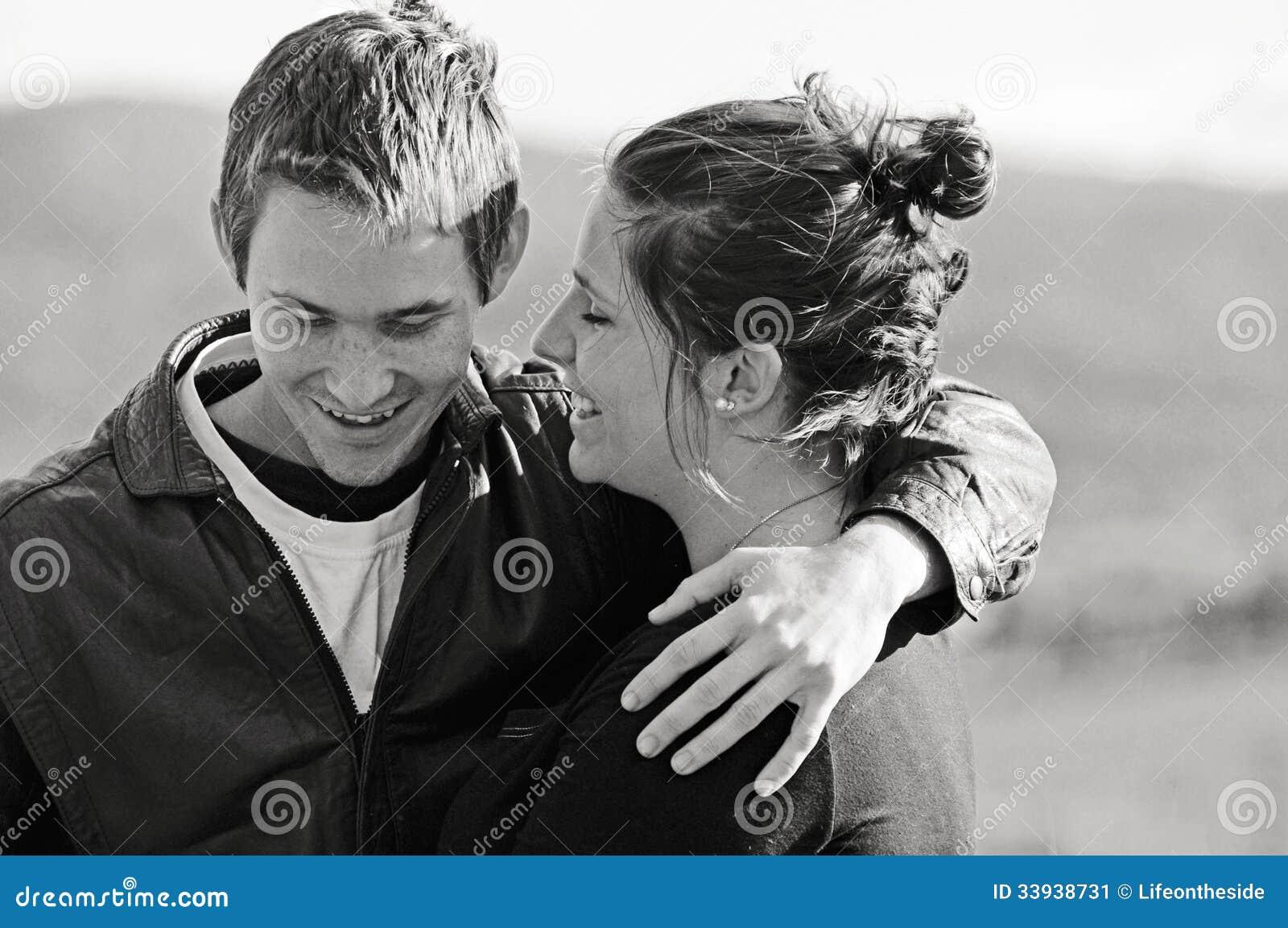 Pierwszy słodka miłość, spotkanie bratnie duszy