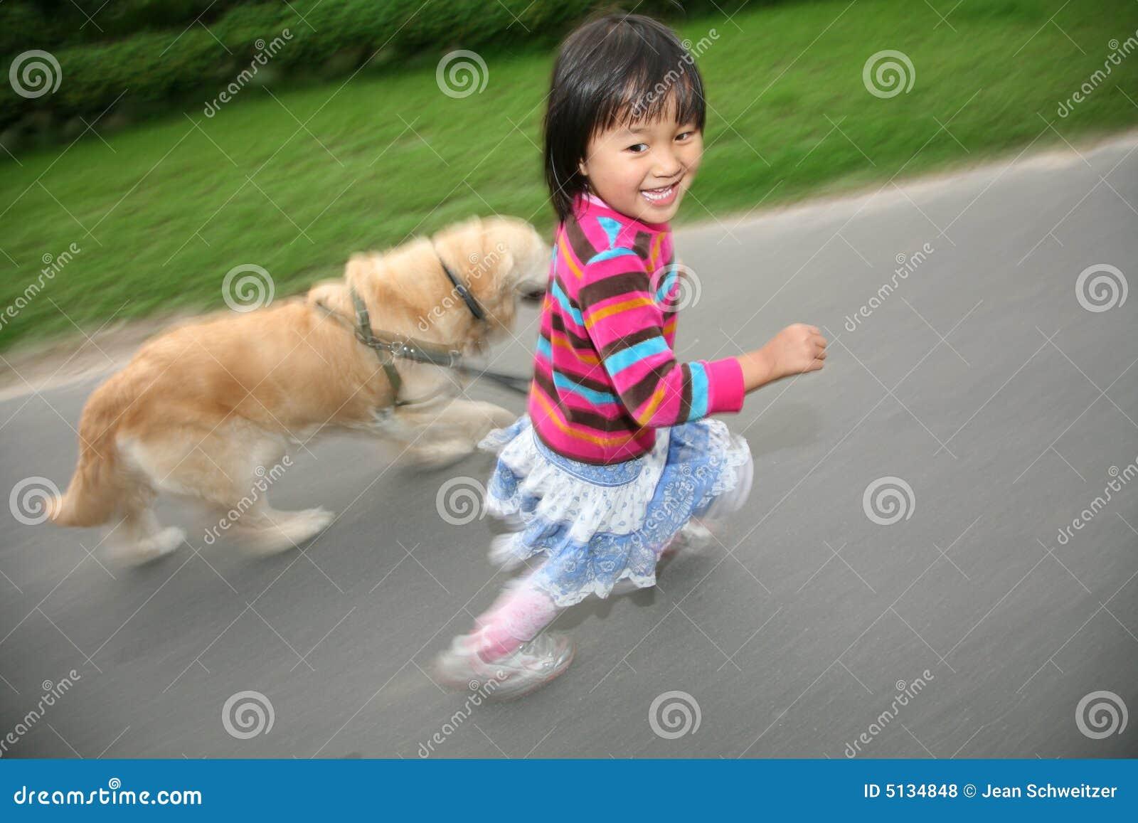 Pies dziecka