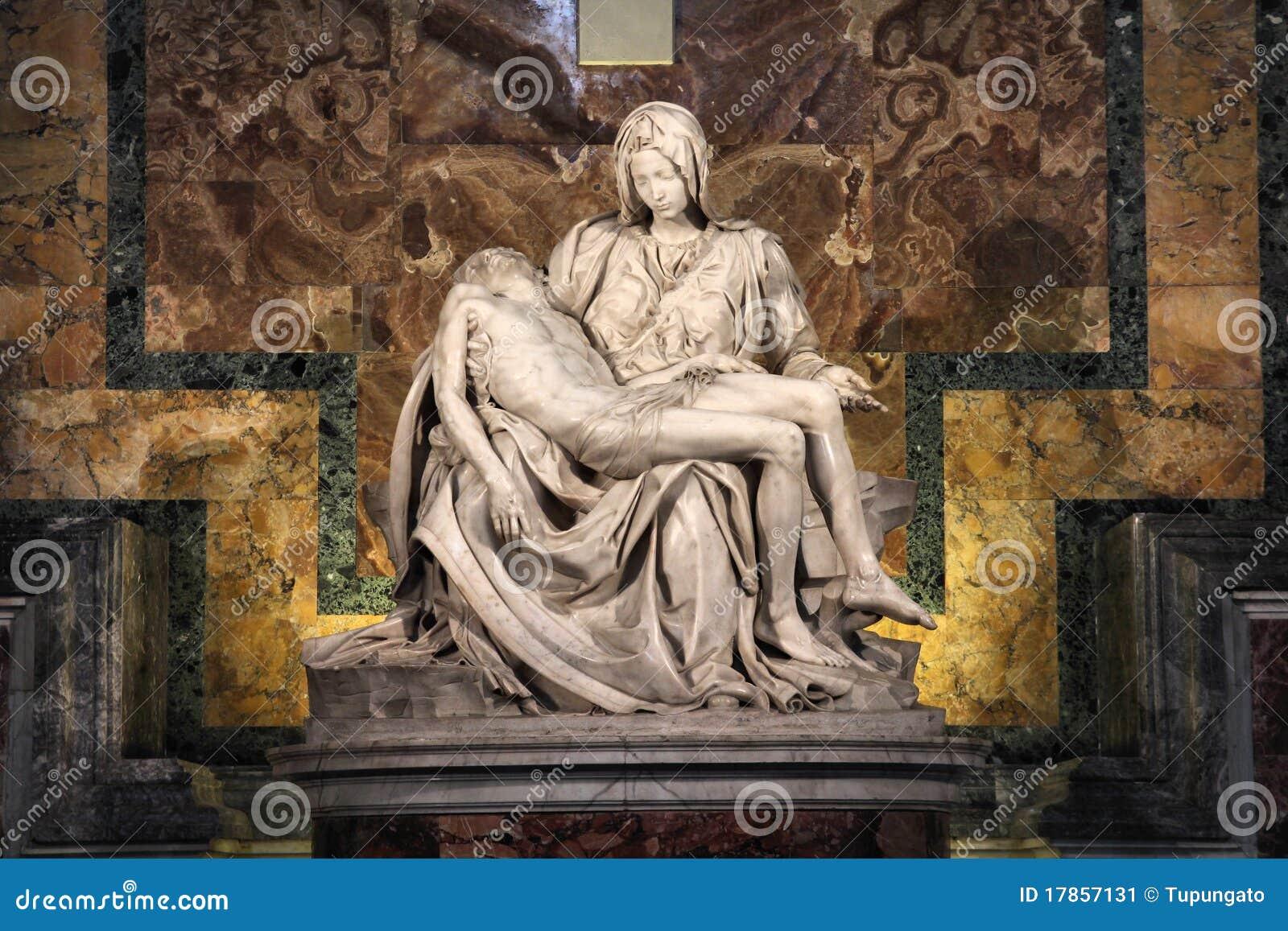 Pieta de Michelangelo