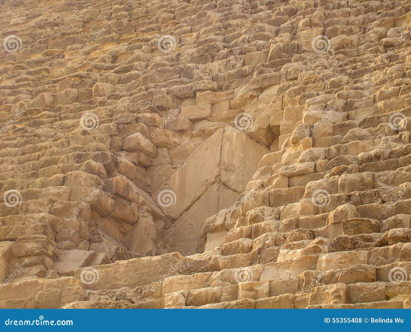 Pietre della piramide
