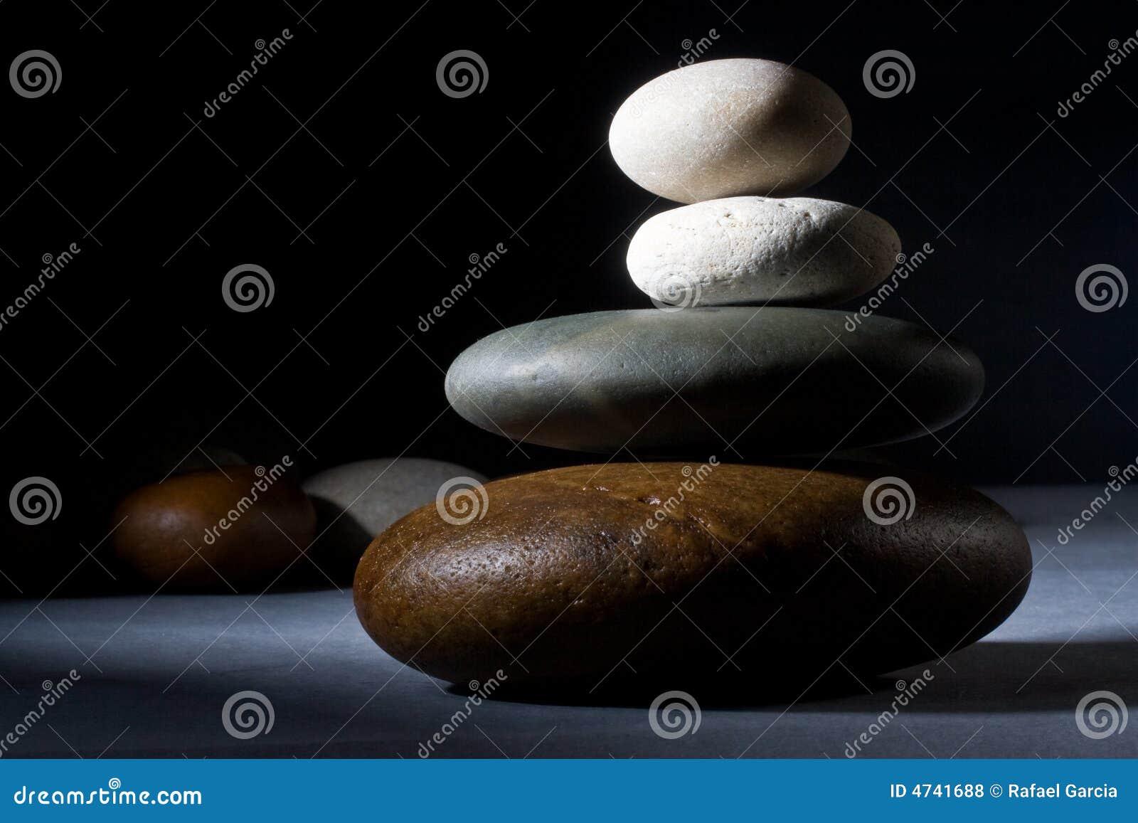 Pietre di zen