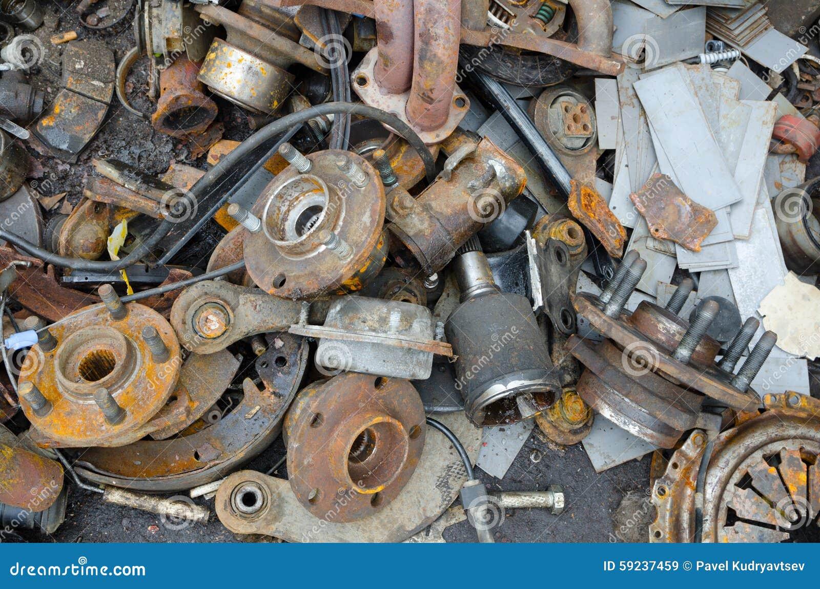 Download Piezas Inútiles, Usadas Del Rustyr Imagen de archivo - Imagen de oxidado, transporte: 59237459
