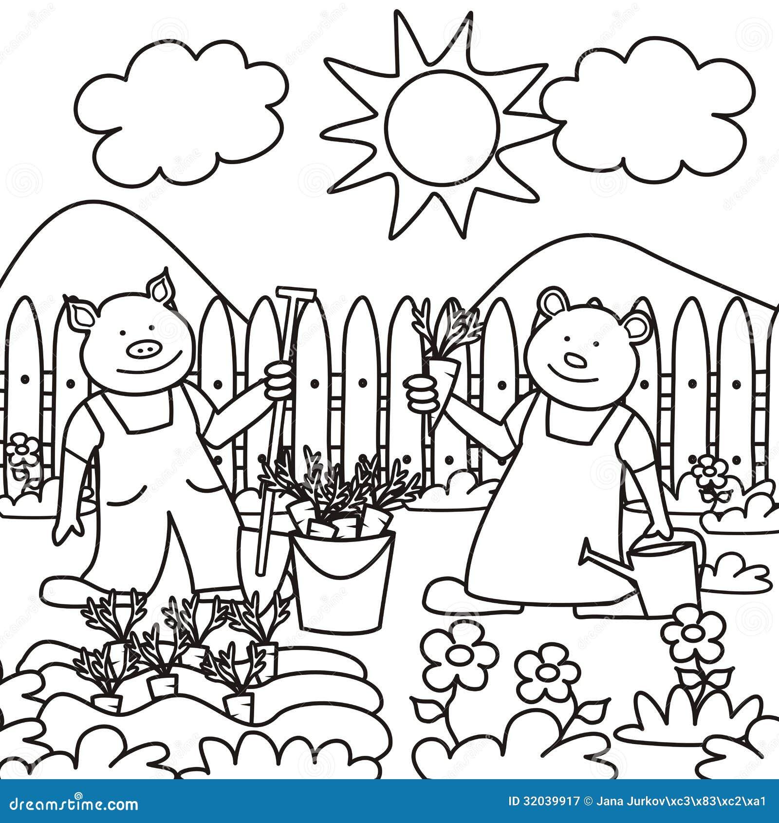 Time Garden Coloring Book Review