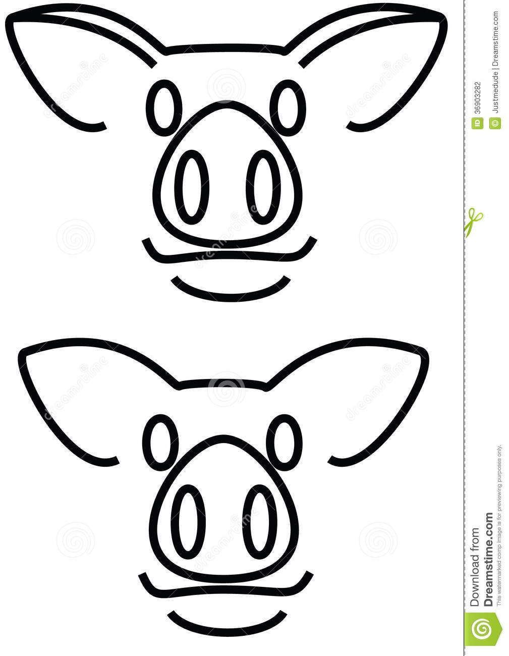 pig head logo wwwimgkidcom the image kid has it