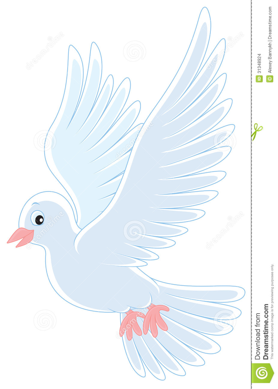 Pigeon illustration - photo#29