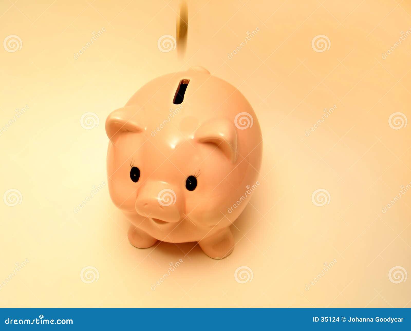 Piggy ροζ 2