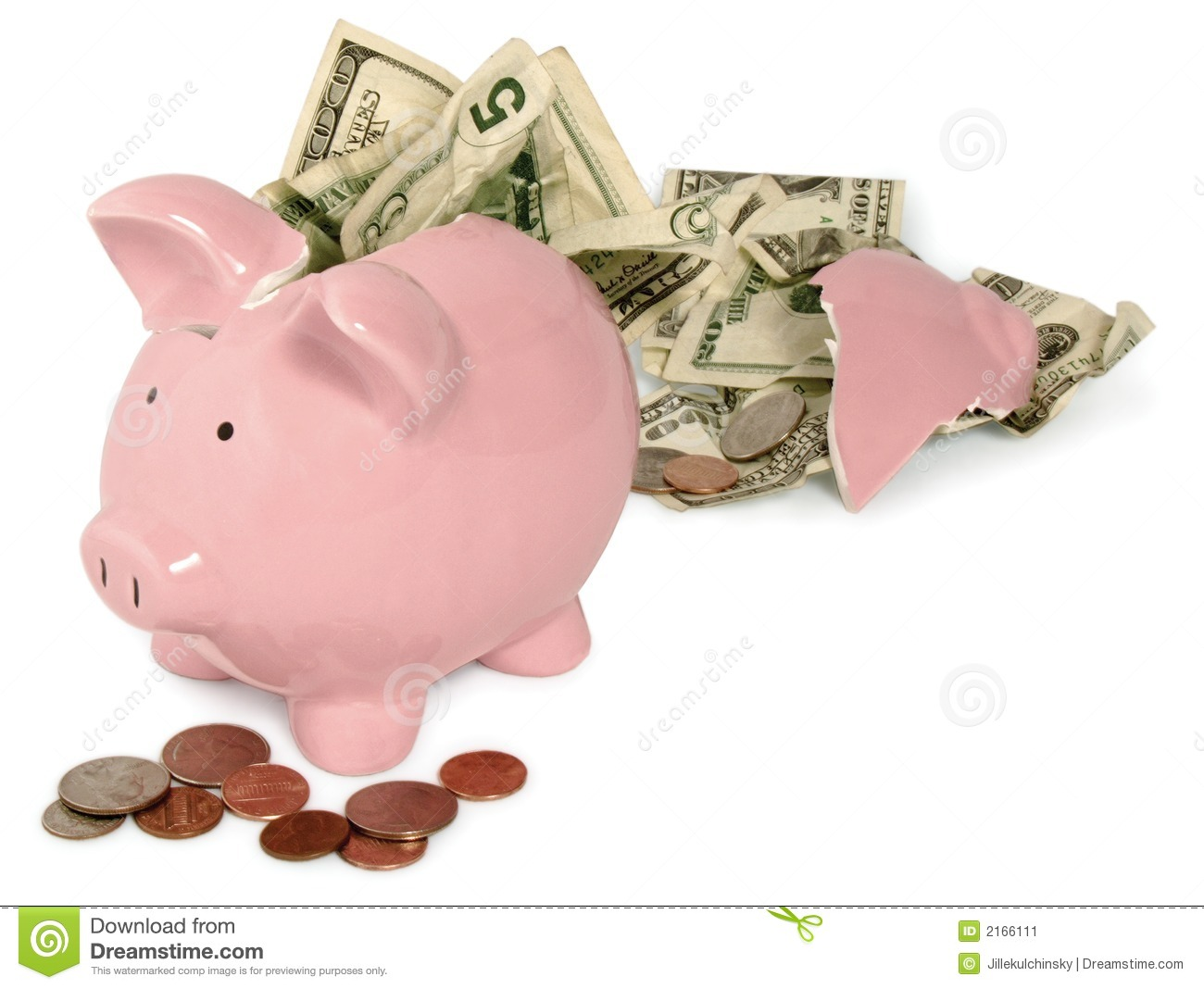 Piggy bank stock image image 2166111 for How to open a tin piggy bank