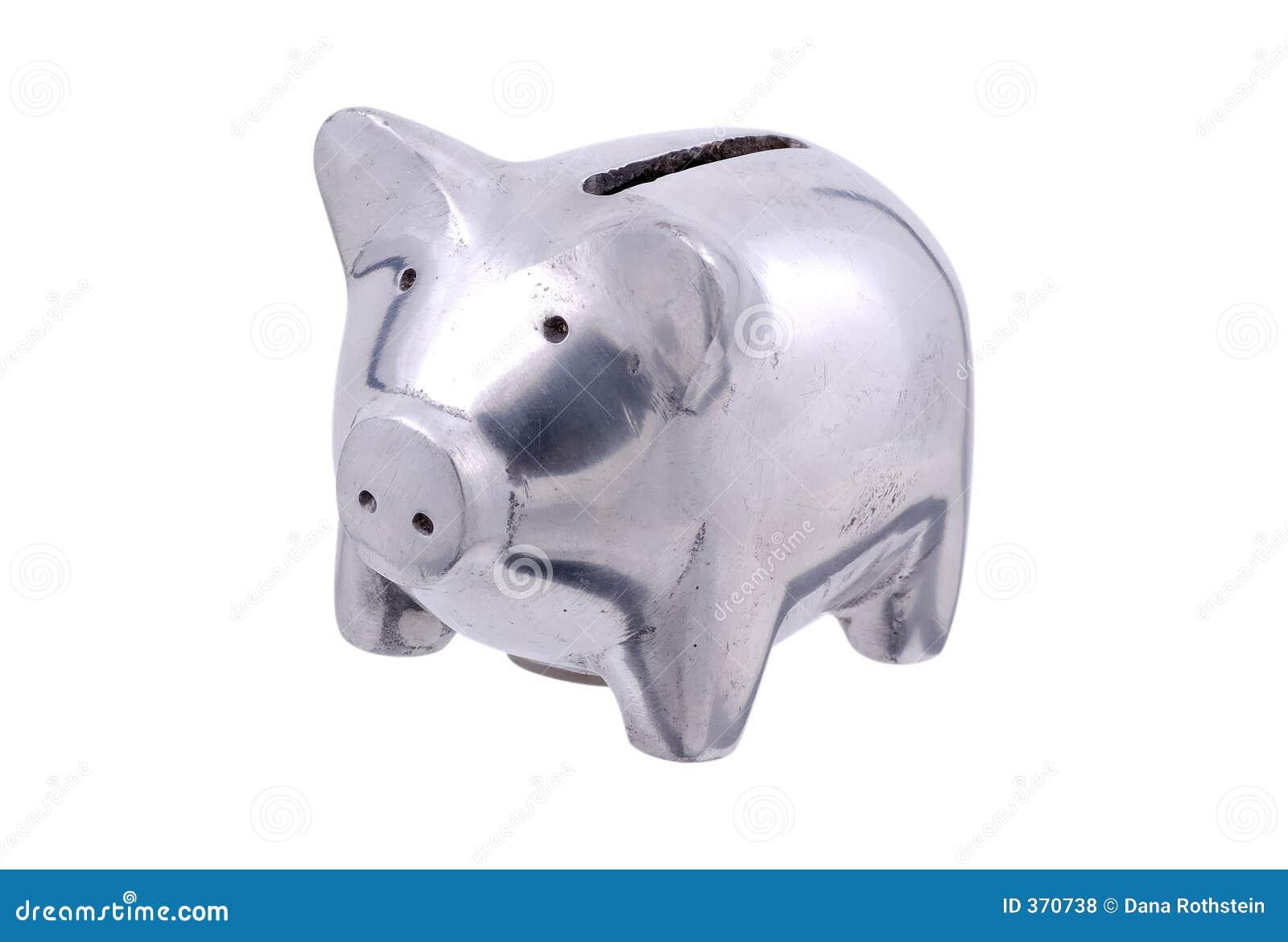 Piggy bank royalty free stock photos image 370738 for How to open a tin piggy bank