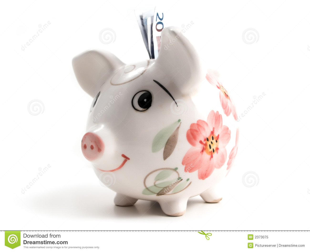 Piggy bank 4 royalty free stock photo image 2373075 for How to make a piggy bank you can t open
