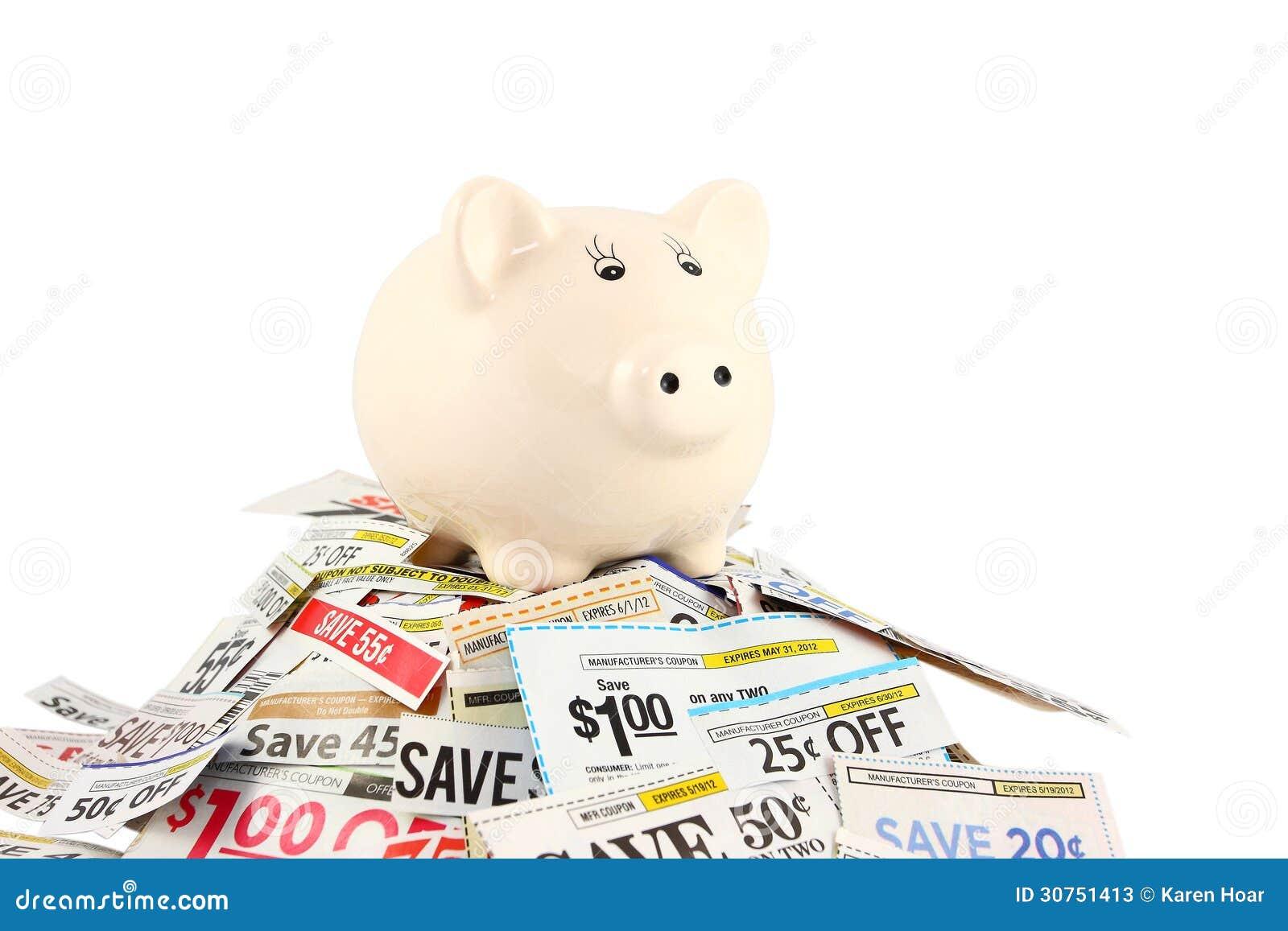 Bank coupons