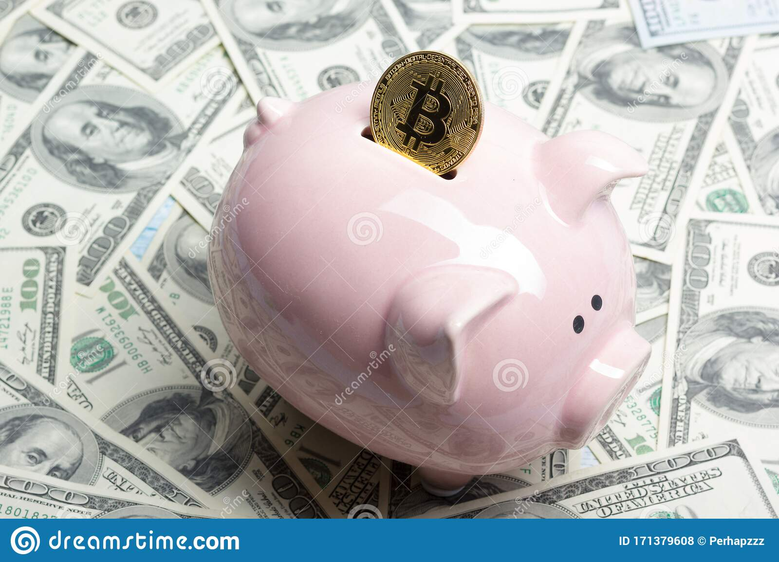 piggy bank cryptocurrency