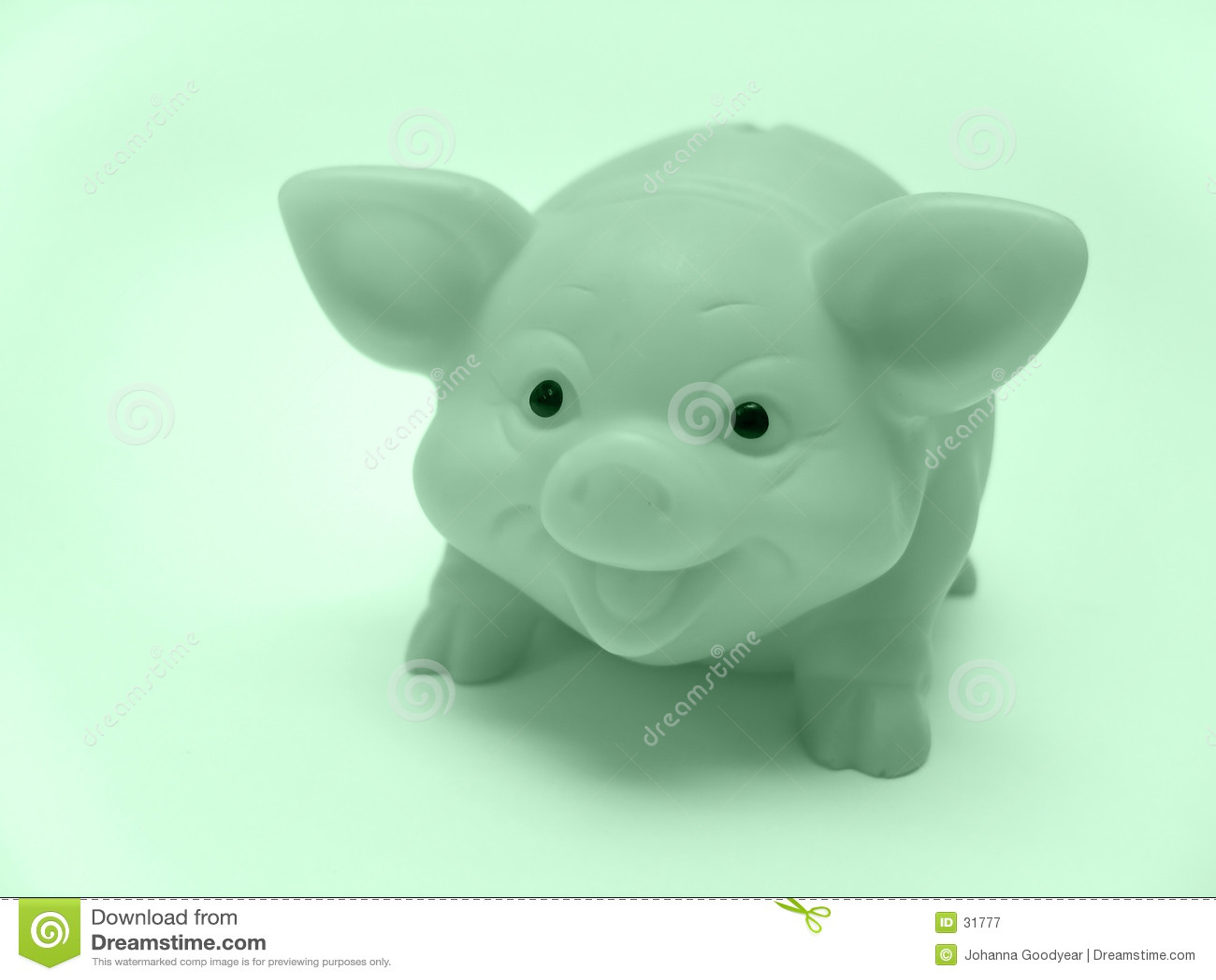 Download Piggy Querneigung stockbild. Bild von finanzen, querneigungen - 31777