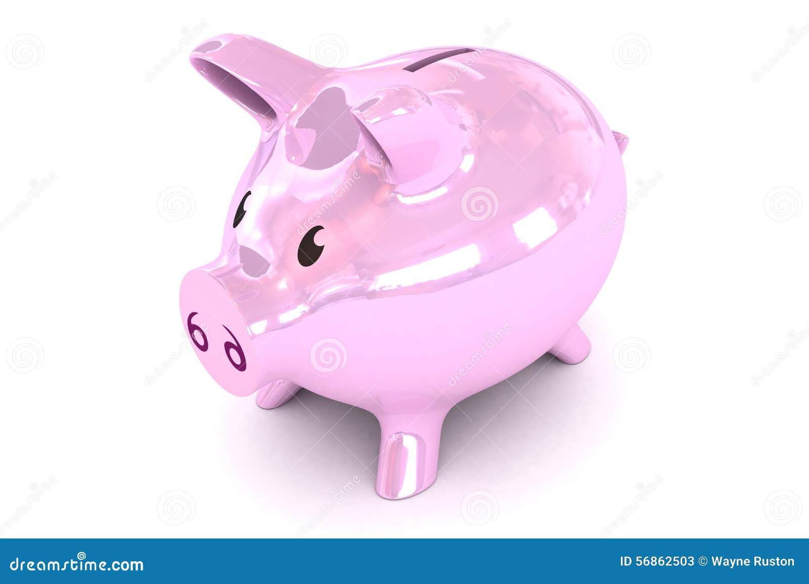 Piggybank illustration