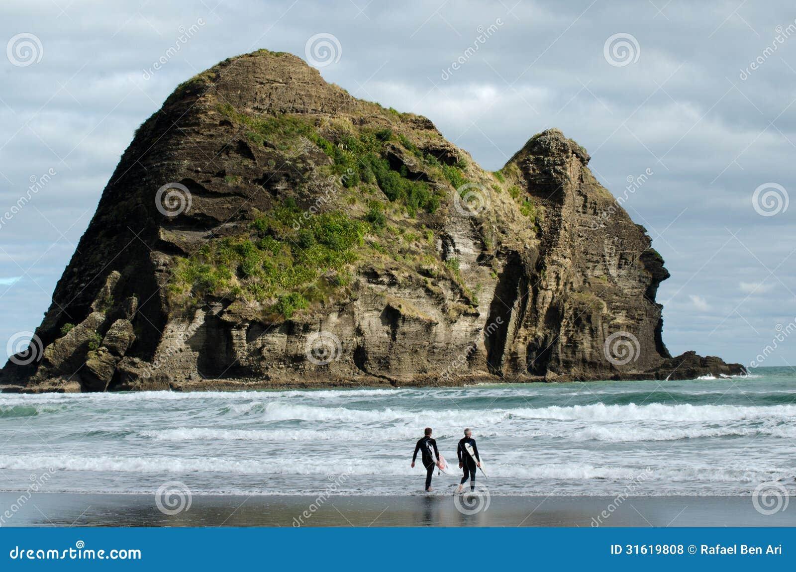 Piha - New Zealand