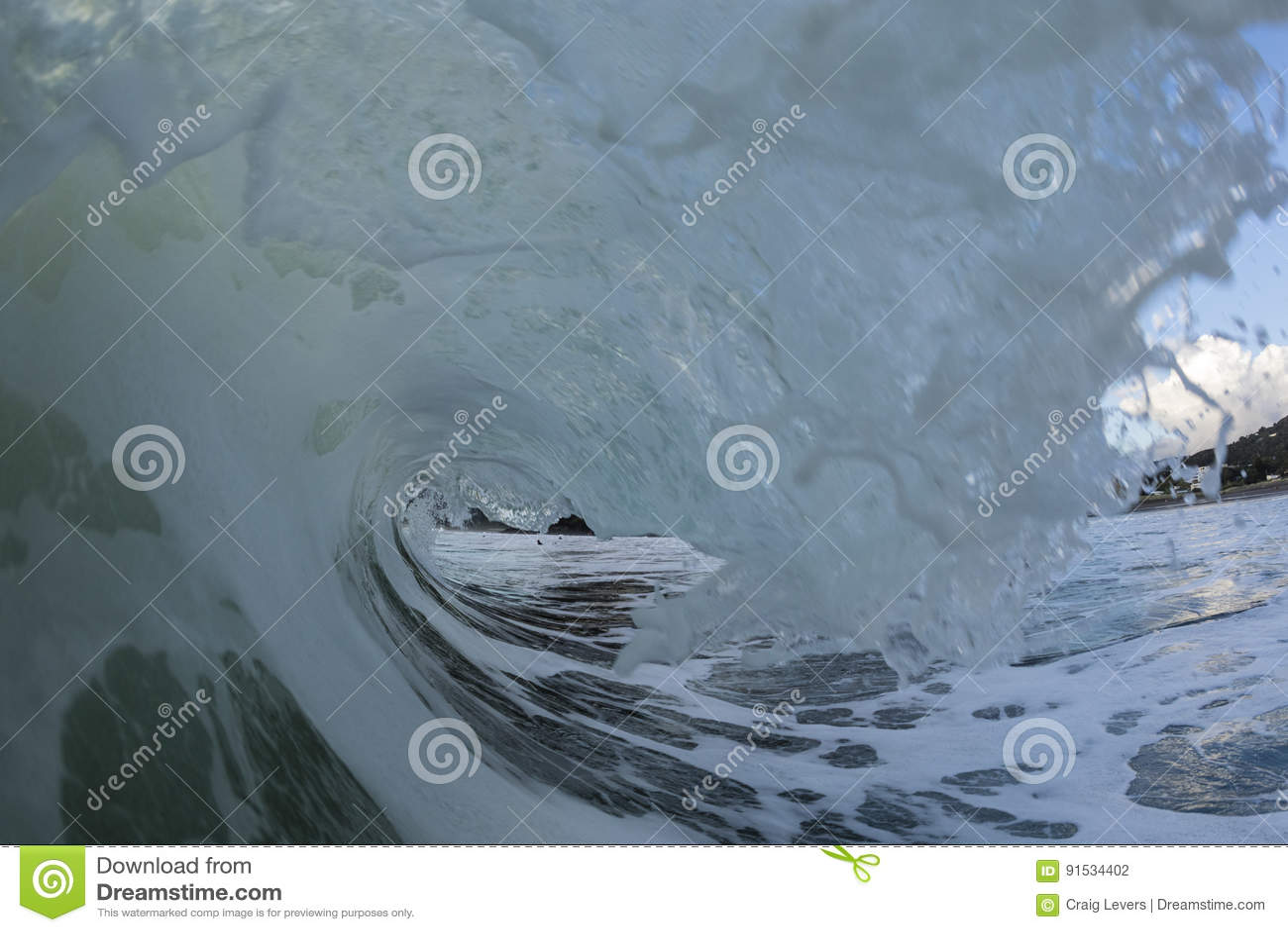 Piha Wave Tubing