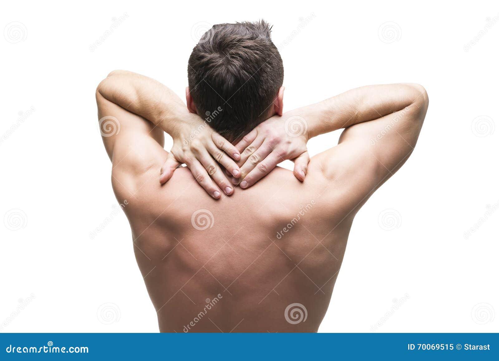 spieren hals pijn