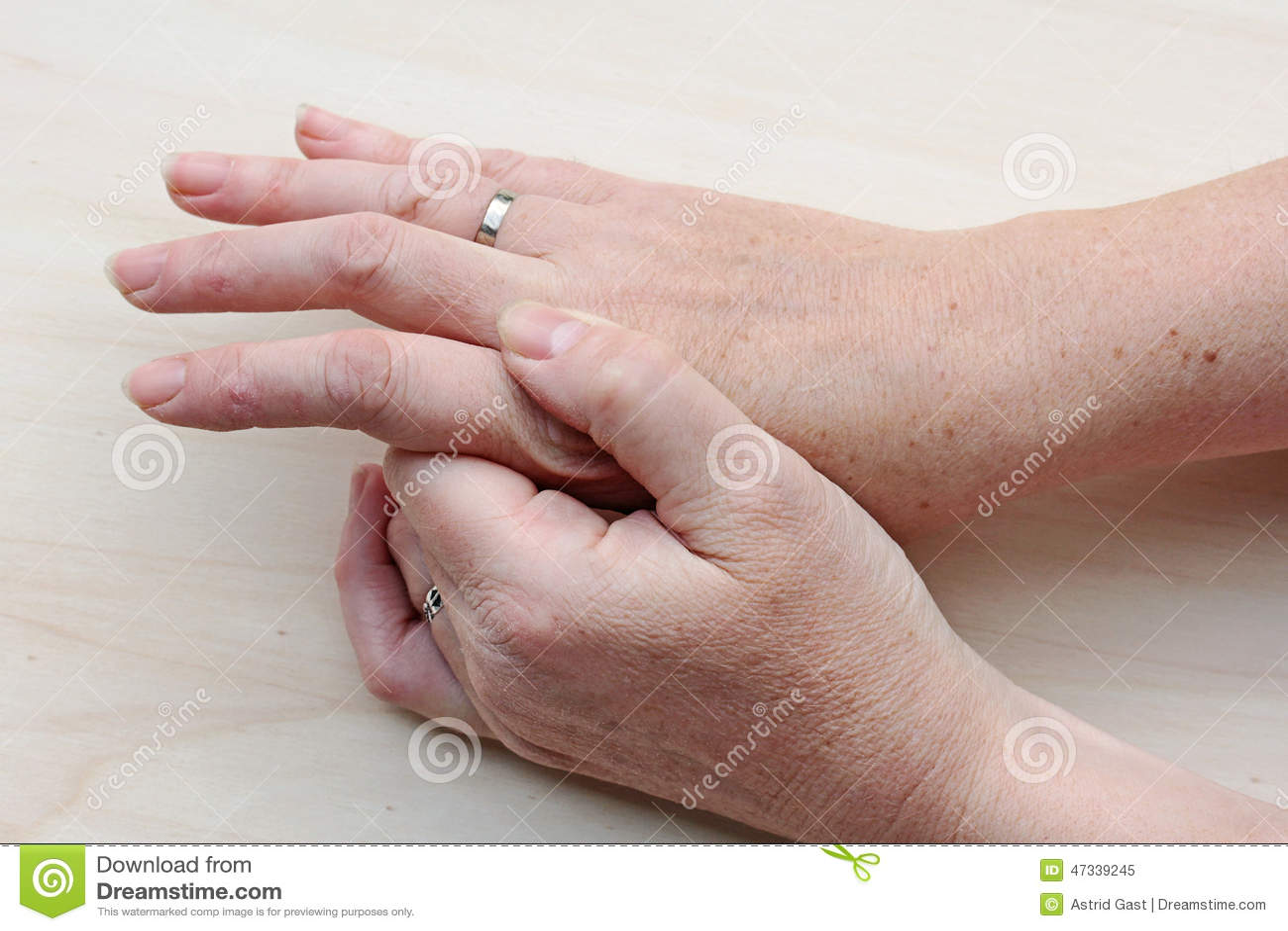 pijn in handen