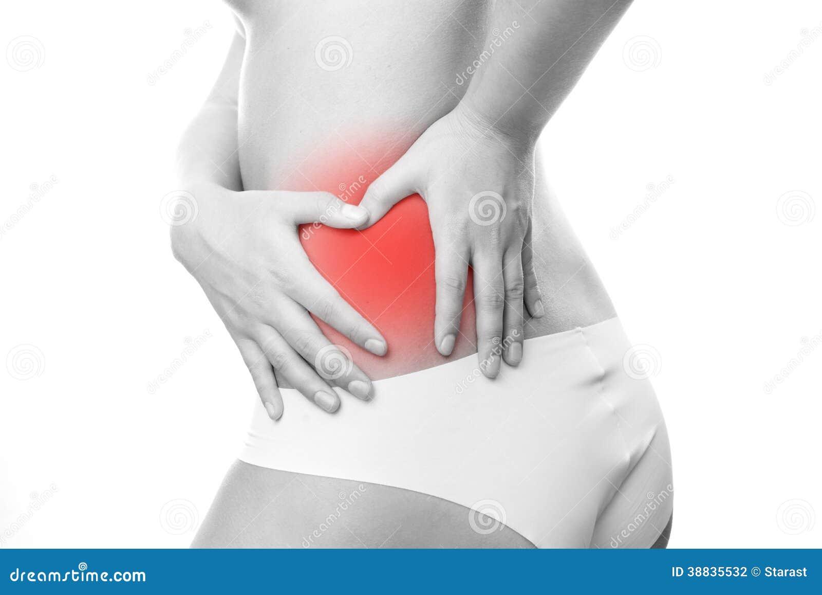 Würmer Schmerzen in der linken Seite