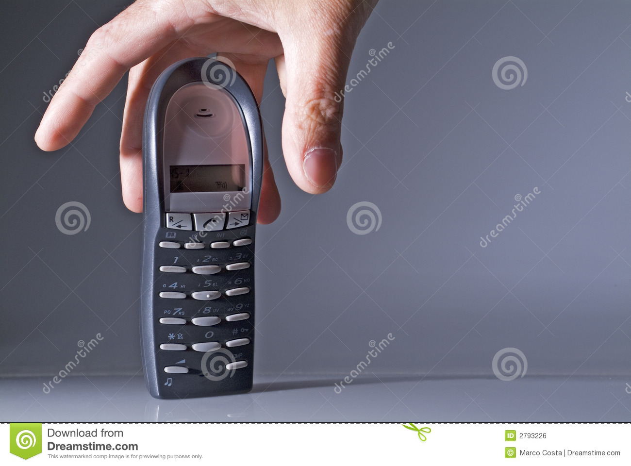 Piking up the phone