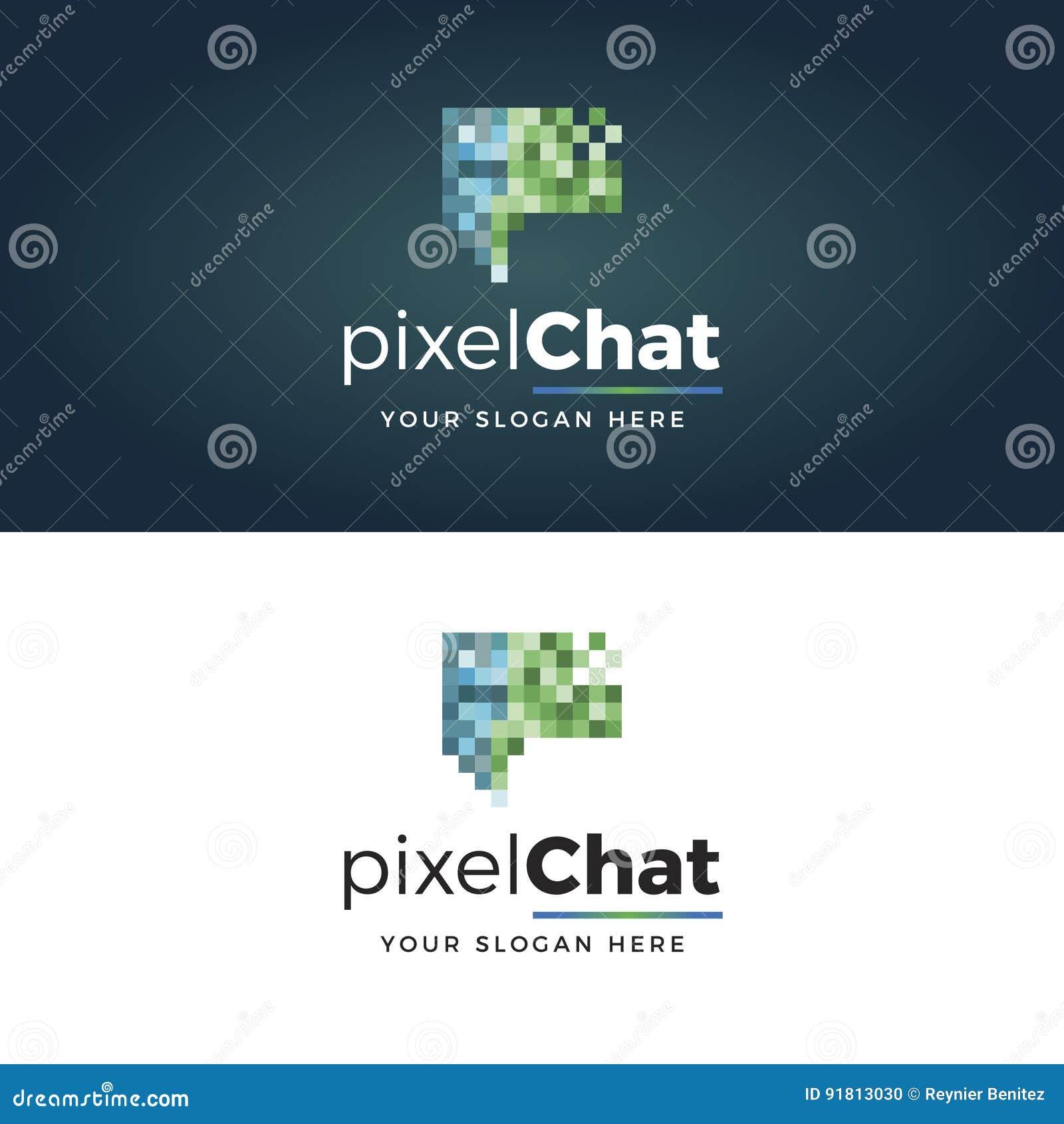 Piksel gadki logo