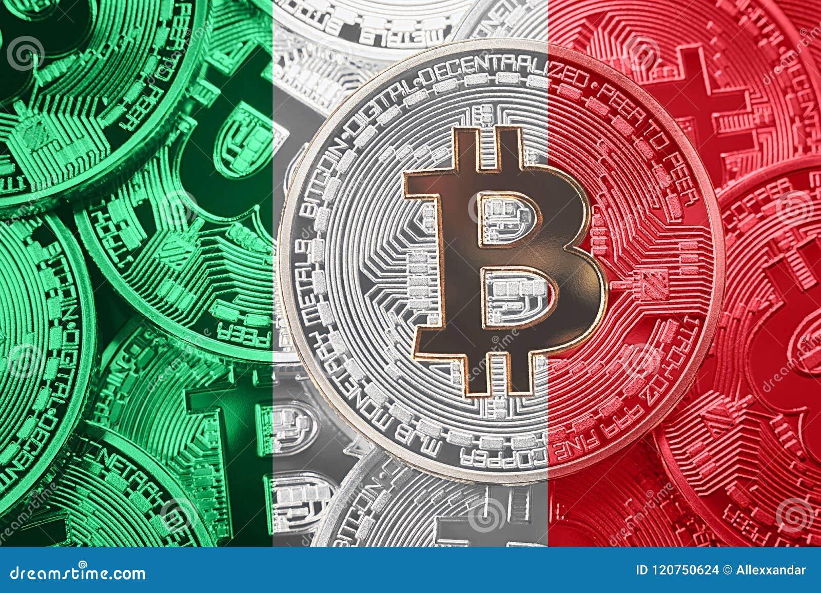 italia bitcoin