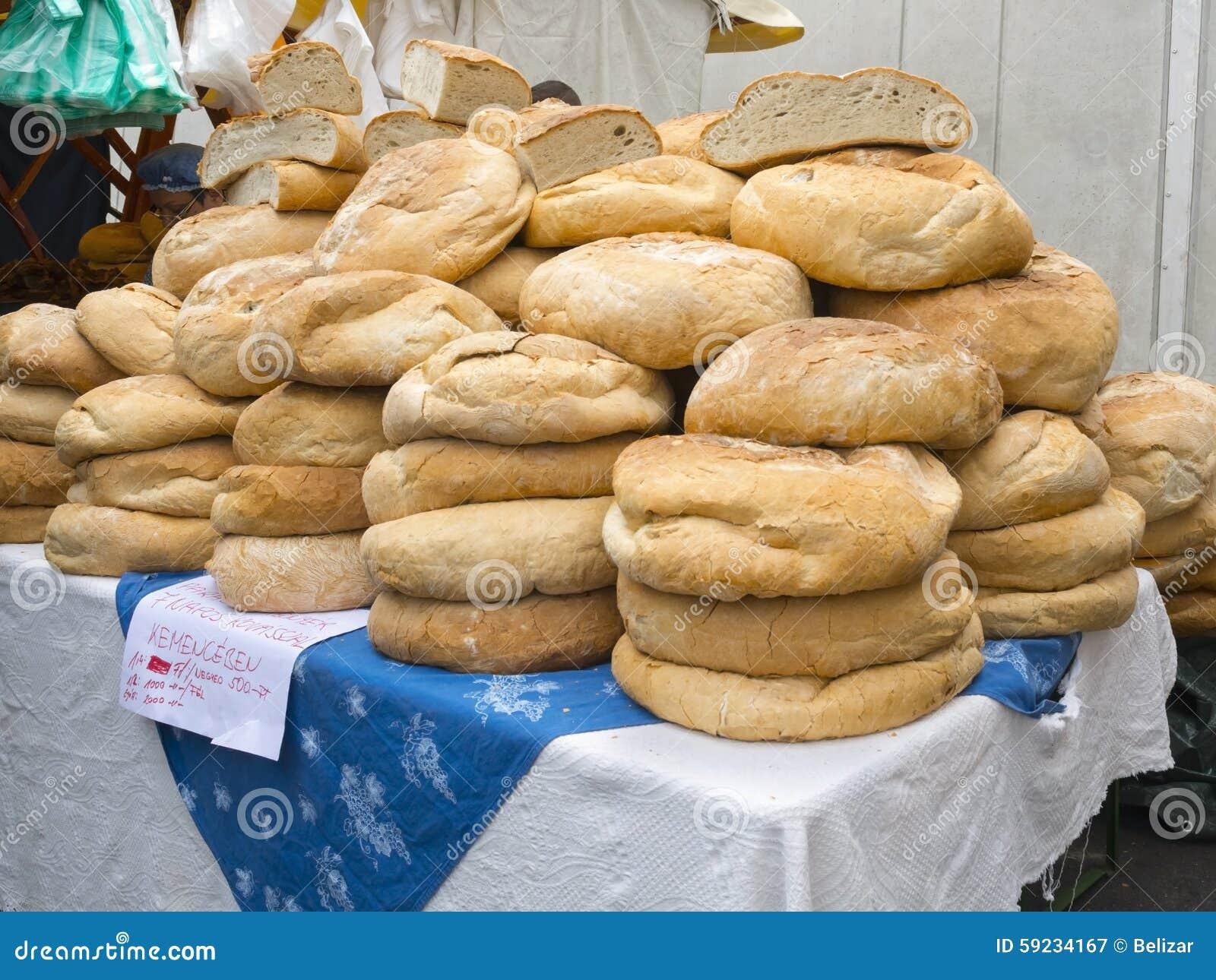Pila de pan