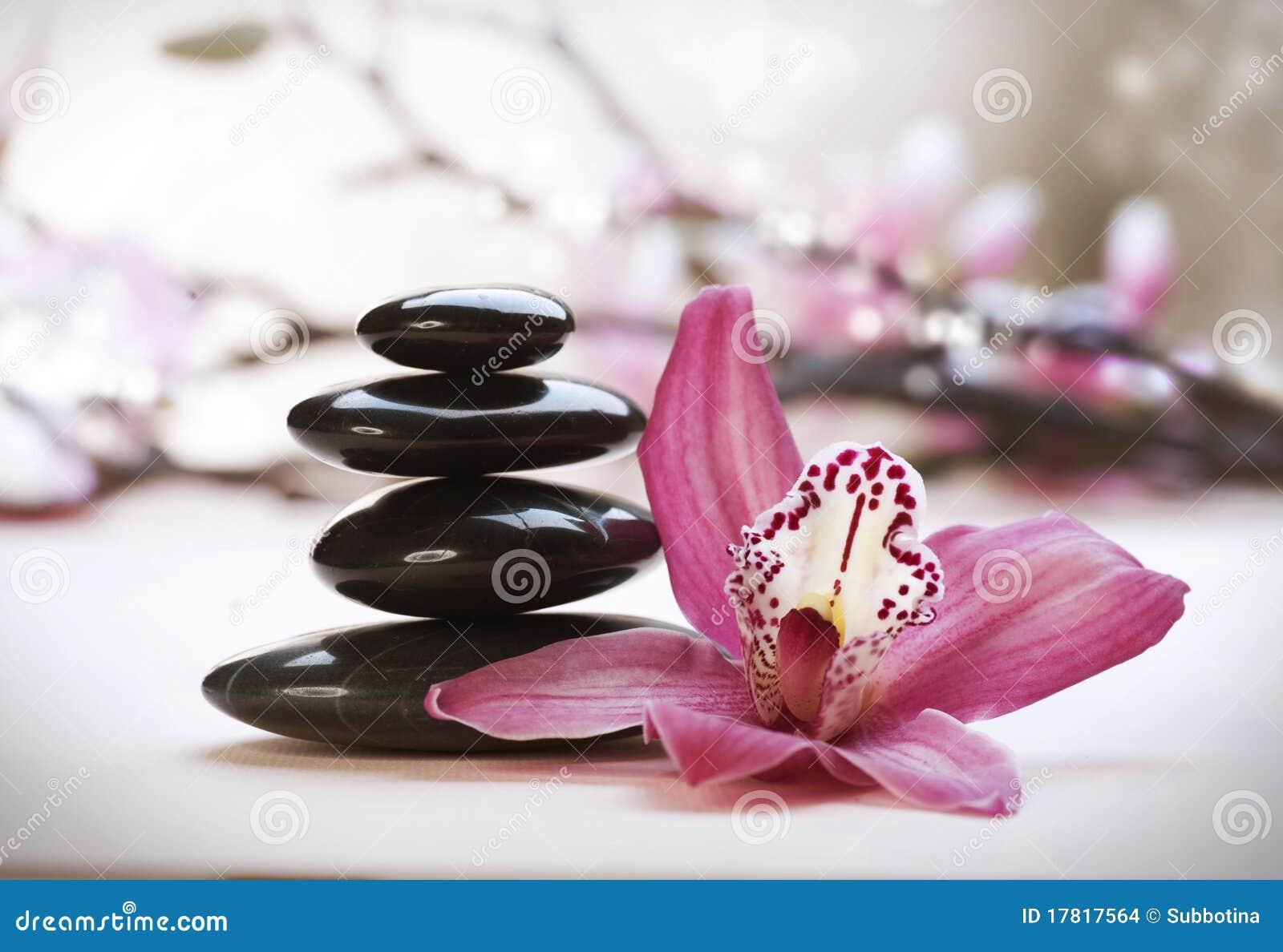 Pila de piedras del zen imagenes de archivo imagen 17817564 for Imagenes zen