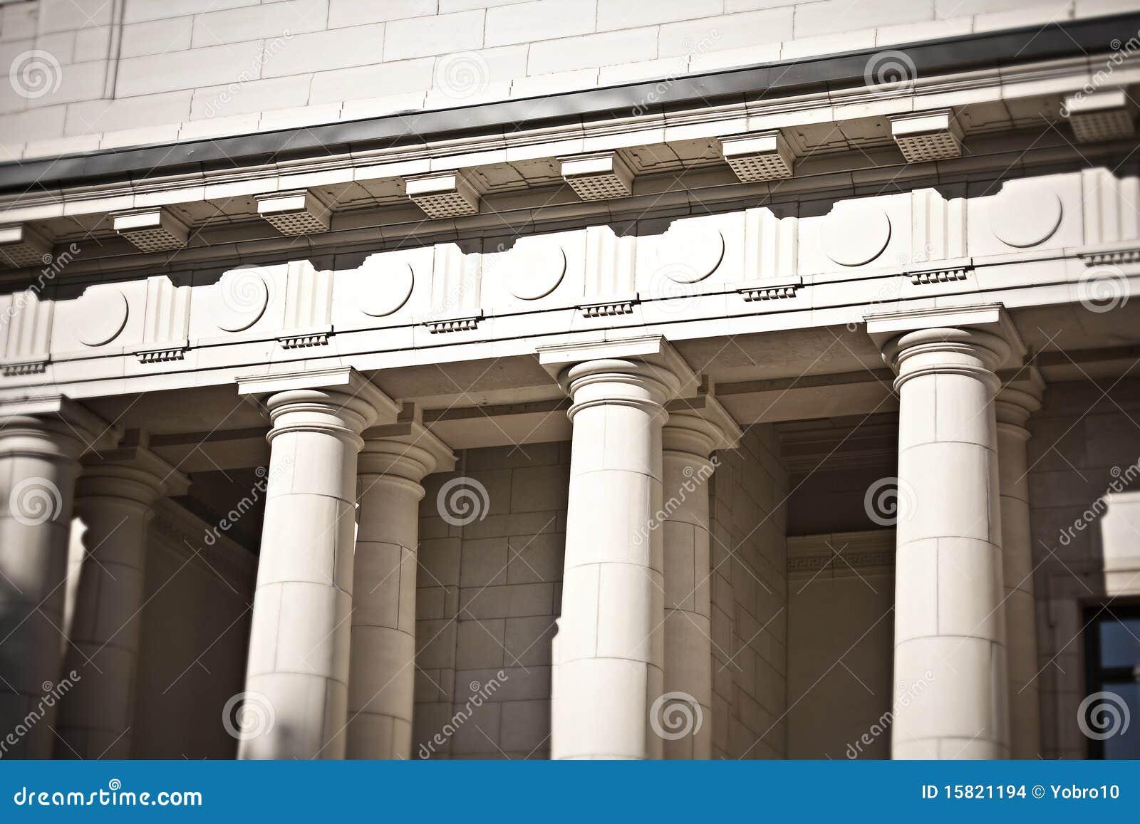 Pilares Y Columnas Of Pilares Y Configuraci N De Las Columnas Imagenes De