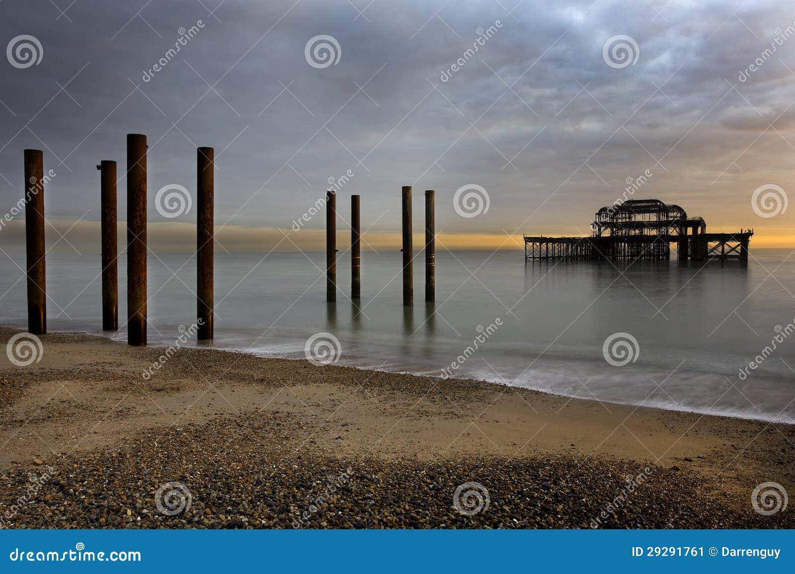 Pilastro ad ovest Brighton