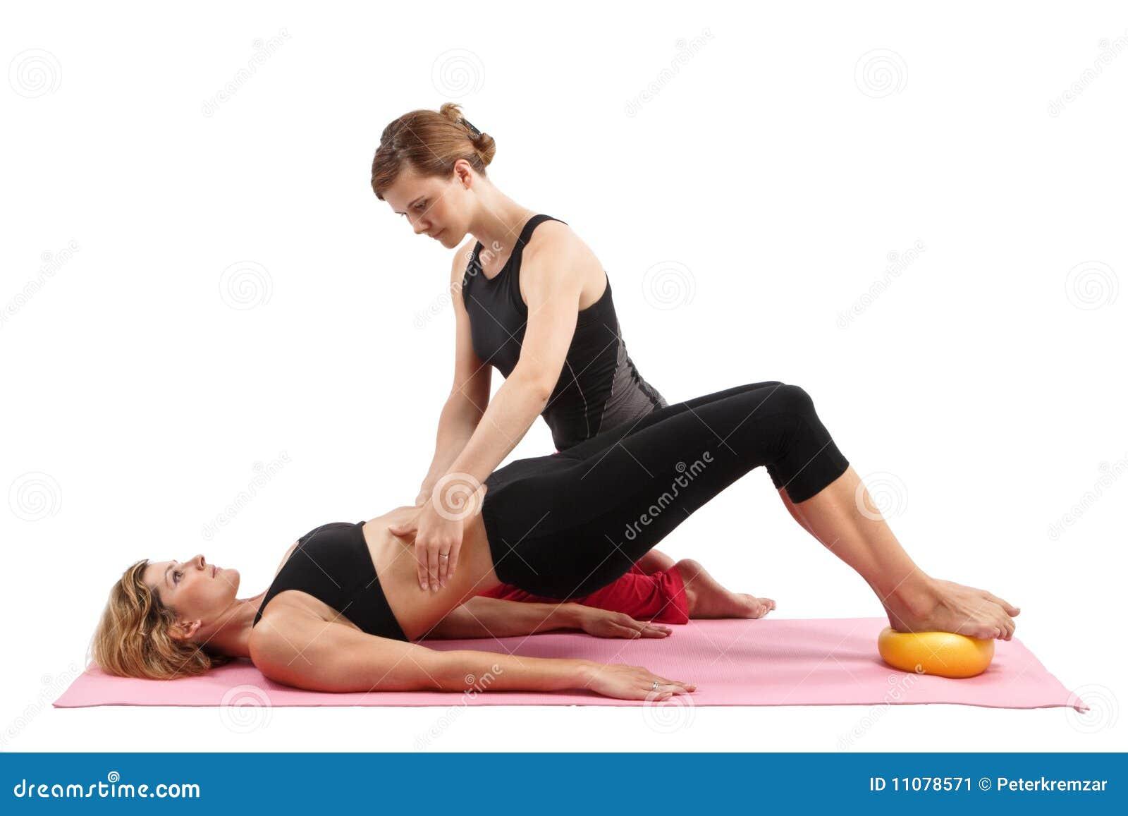 Pilates Ausbilder