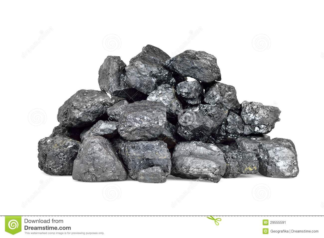 Pile Of Coal Clipart