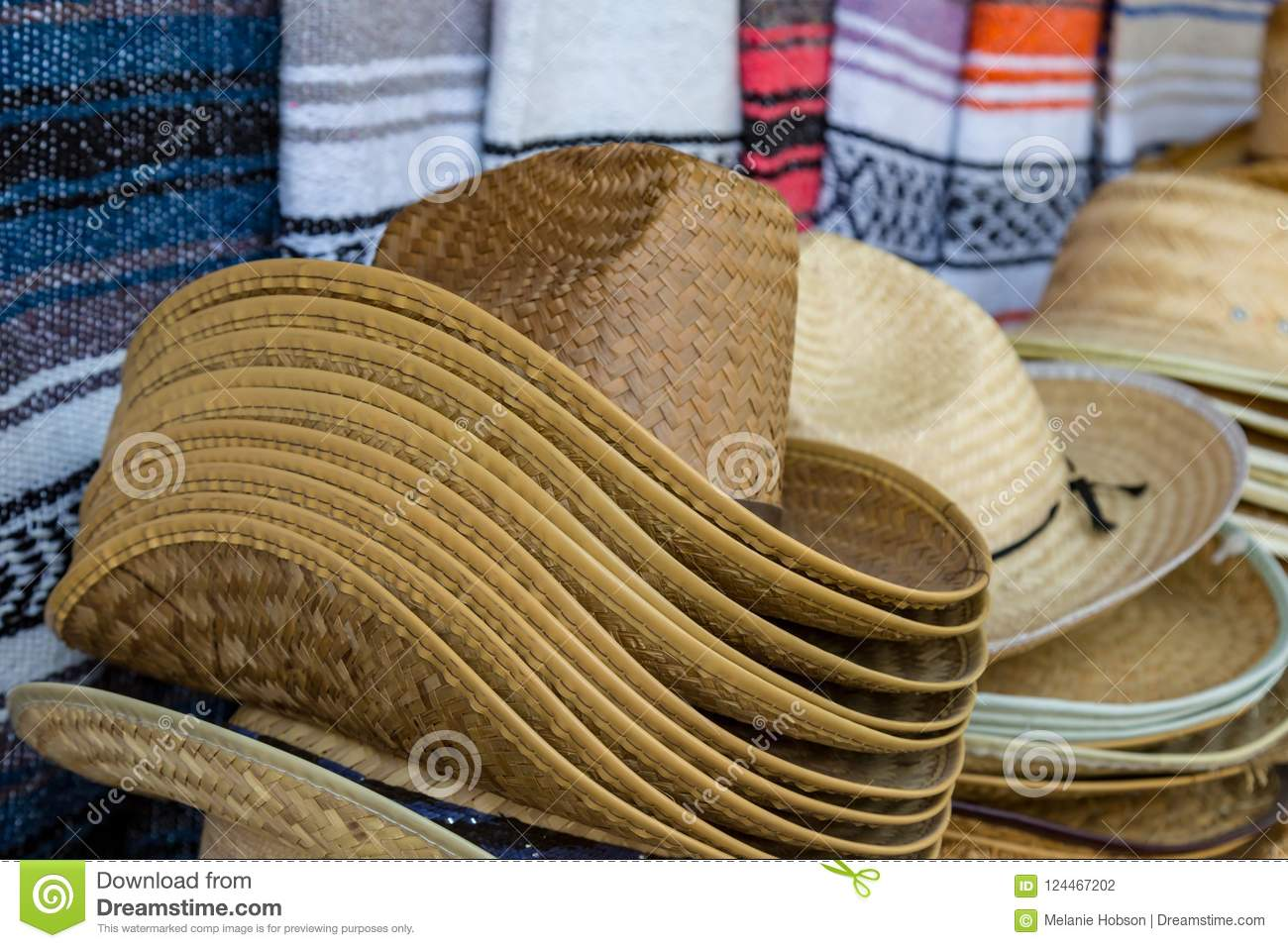 c49bd0b0e9f9d2 Cowboy hats stock photo. Image of rodeo, travel, horizontal - 124467202