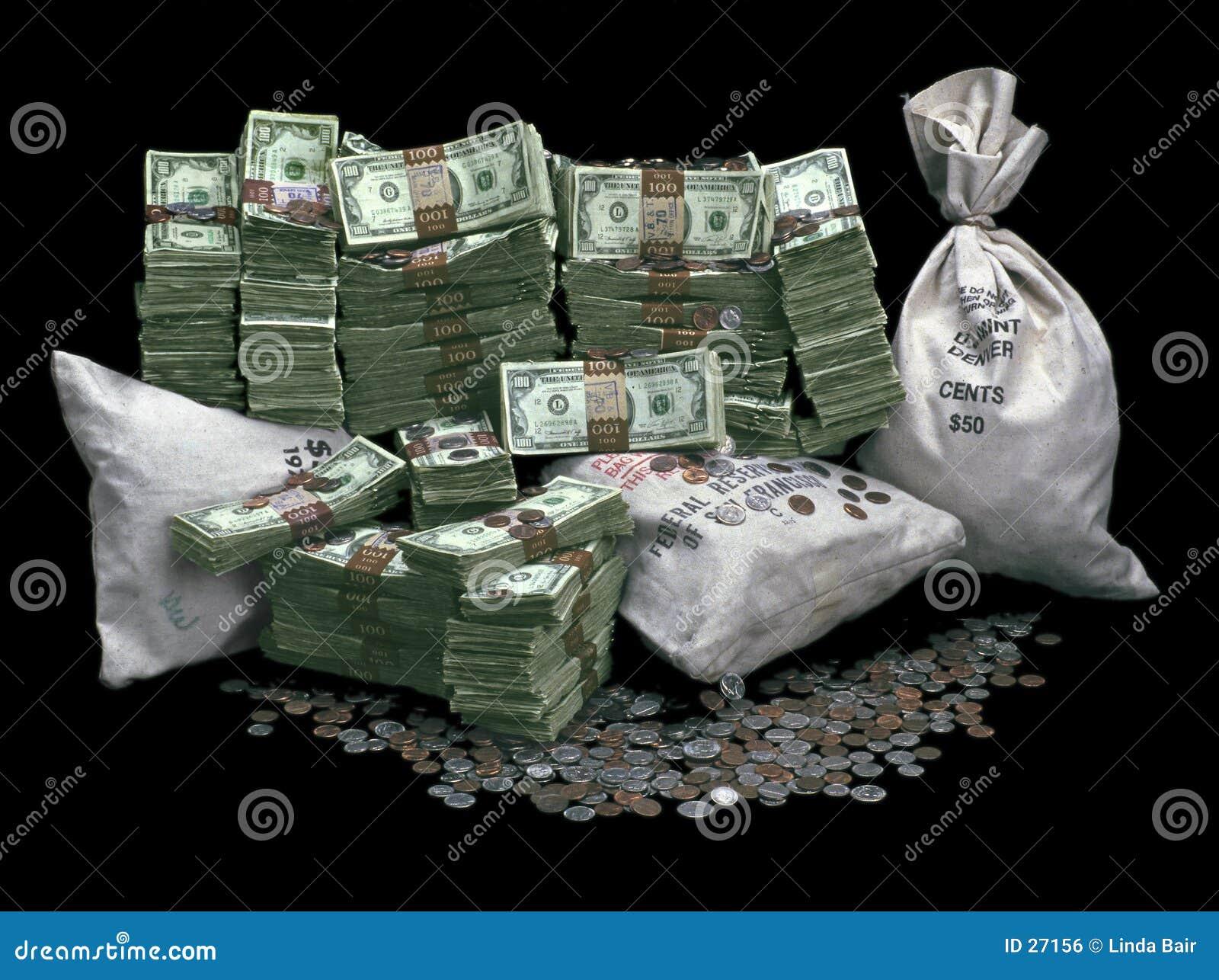Pile d argent