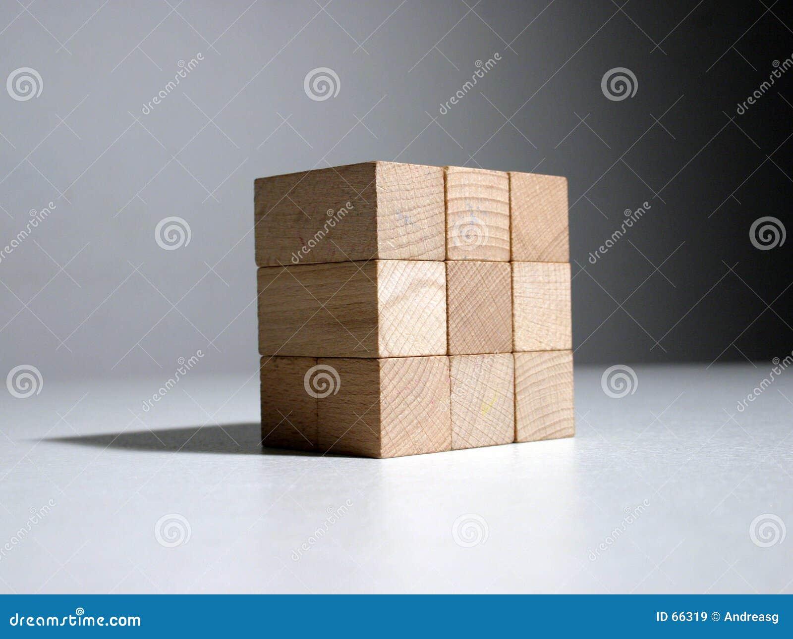 Pile de bloc