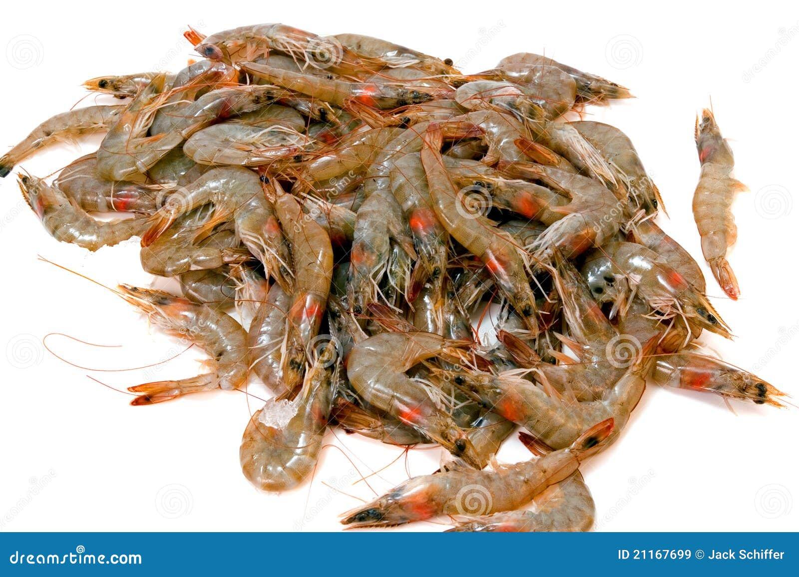 Pile de crevette
