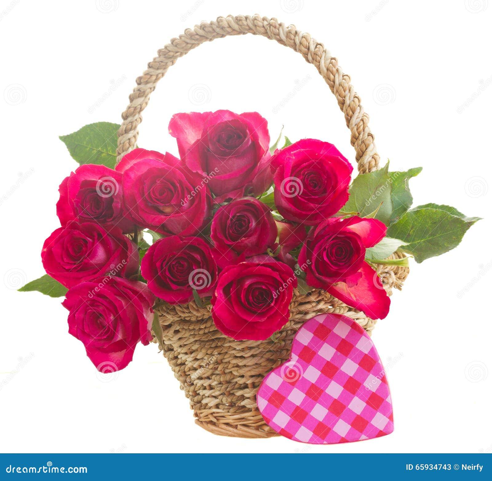 Pile des roses roses