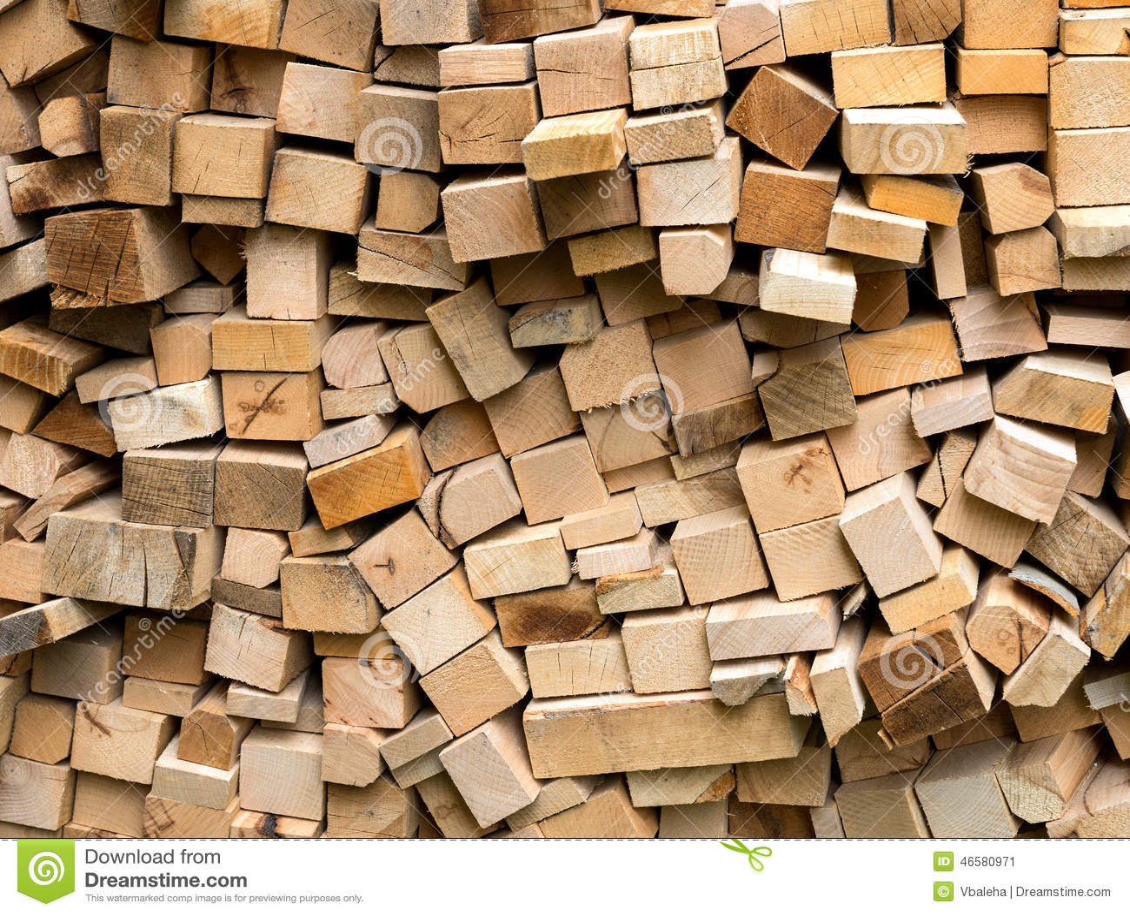 Cut Wood Logs ~ Pile of fresh cut wood logs stock image