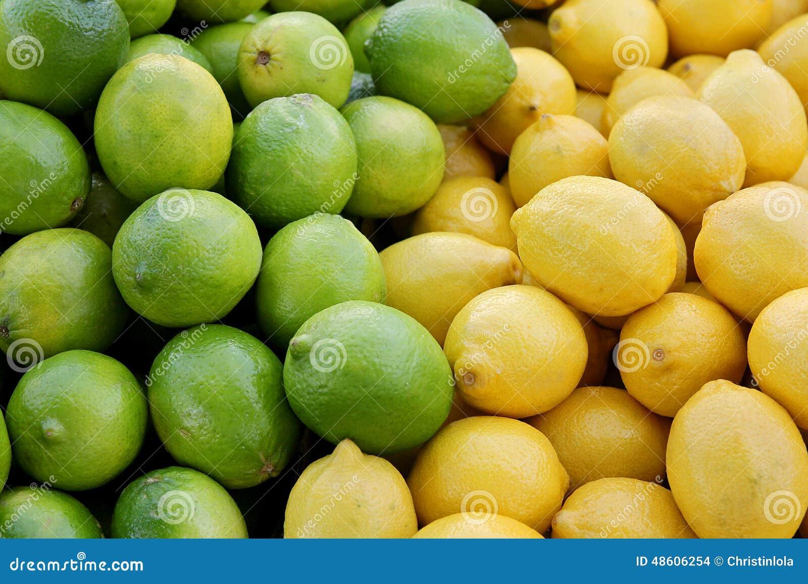 brazil lemons and limes market