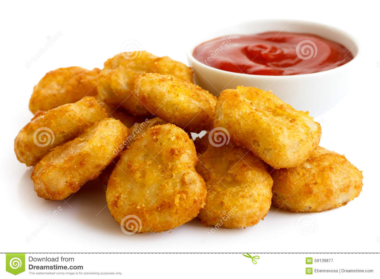 clipart of chicken nuggets - photo #24