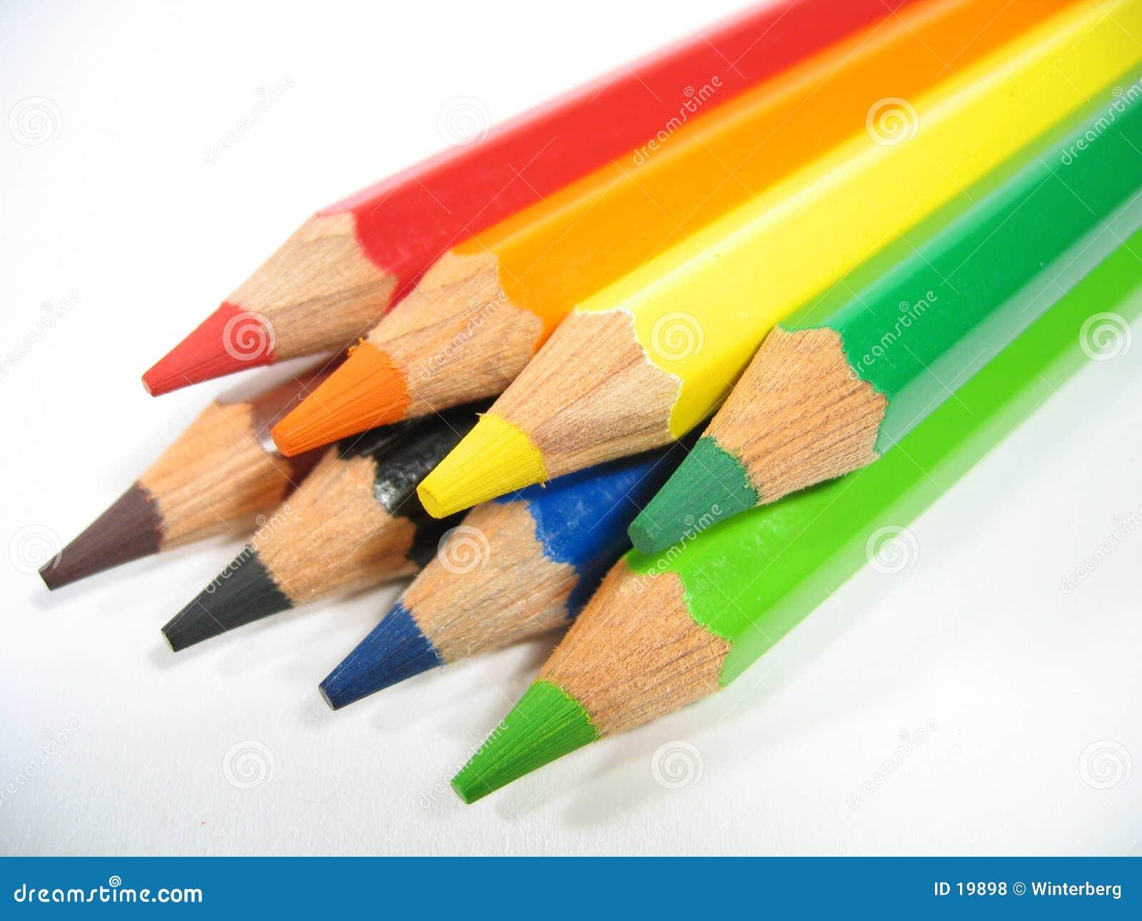 Pile II de crayon