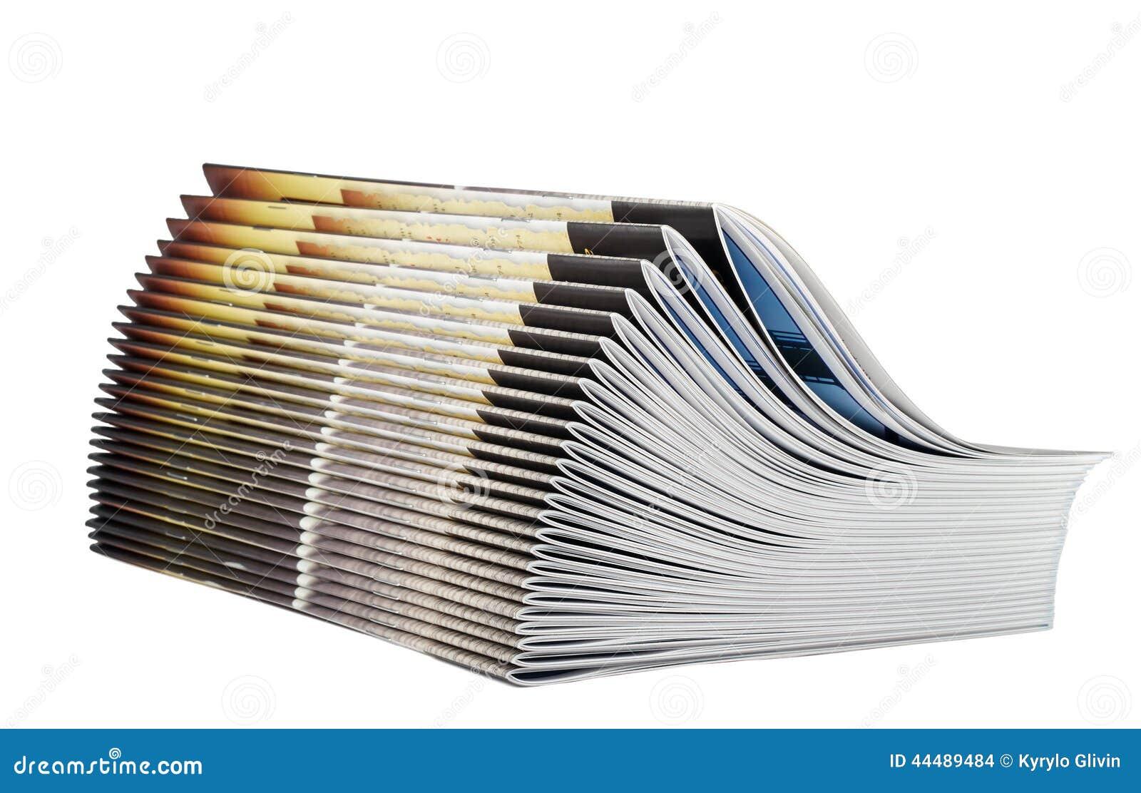 Magazine word background stock photography image 12291482 -  21 Pile Of Magazines Isolated On White Background Stock Photo Image